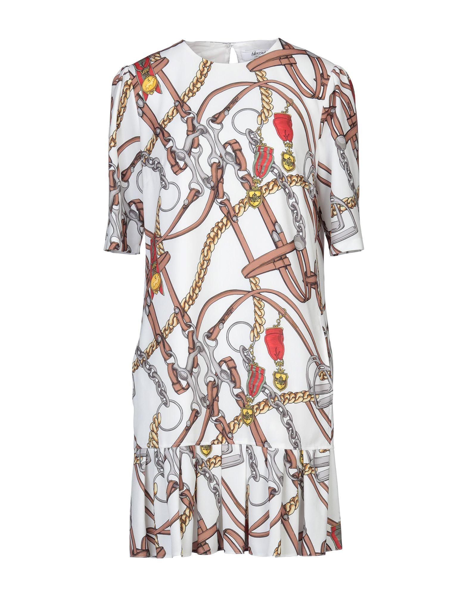 BLUGIRL BLUMARINE Короткое платье цена