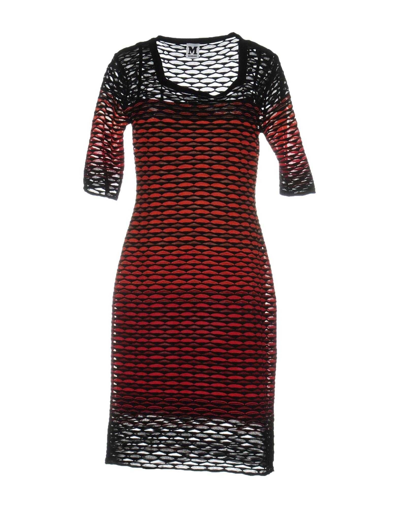 ФОТО m missoni короткое платье