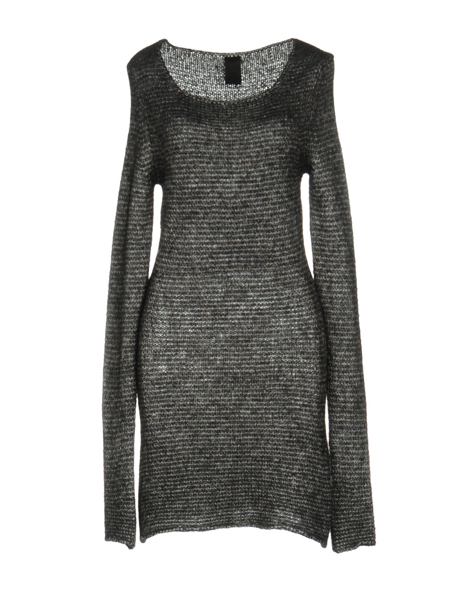 10SEI0OTTO Короткое платье платье otto цвет серебристый