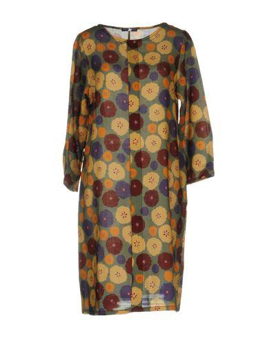 Фото - Женское короткое платье MONIKA VARGA цвет зеленый-милитари