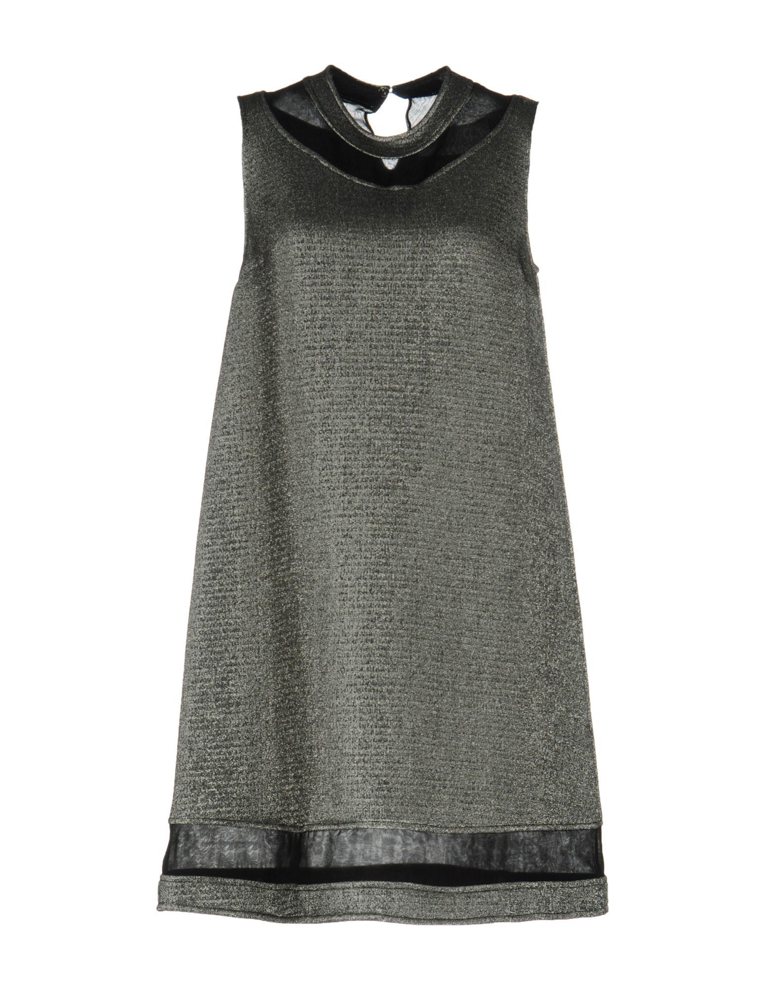 GIANLUCA CAPANNOLO Короткое платье lisa corti короткое платье