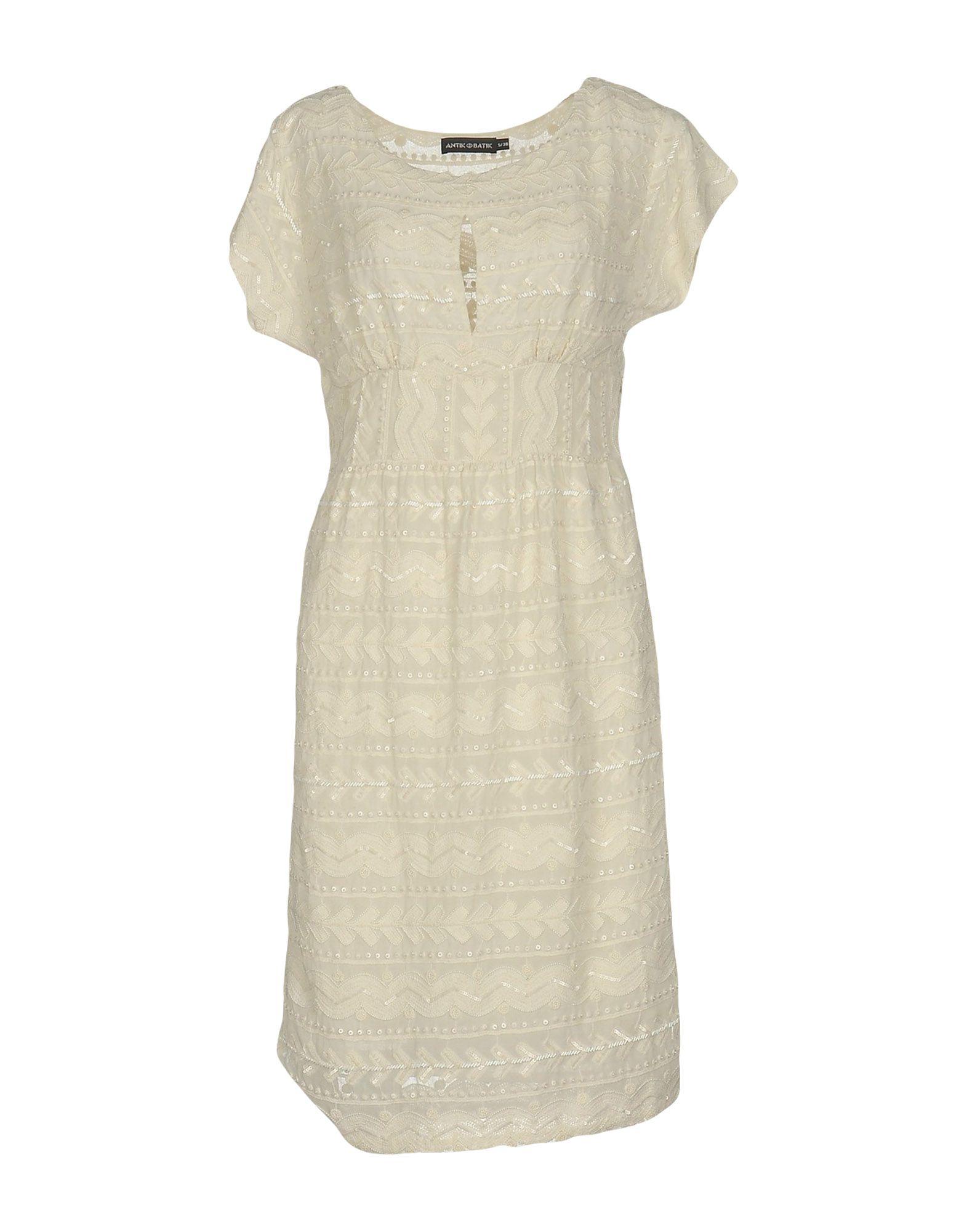 ANTIK BATIK Короткое платье batik batik зимний комплект маруся 350 200гр сиреневый