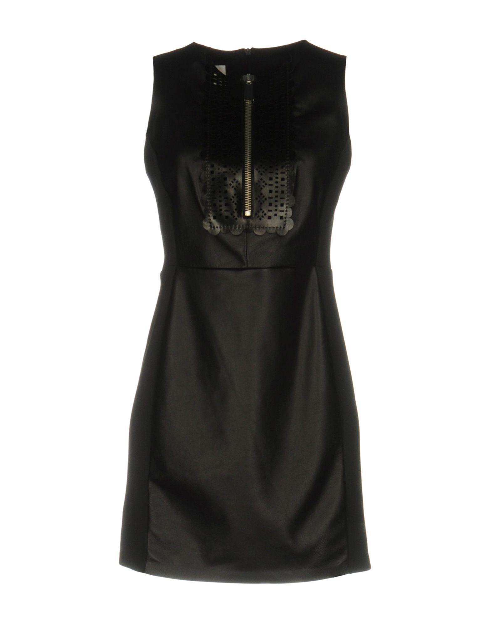 Фото PINKO Короткое платье. Купить с доставкой