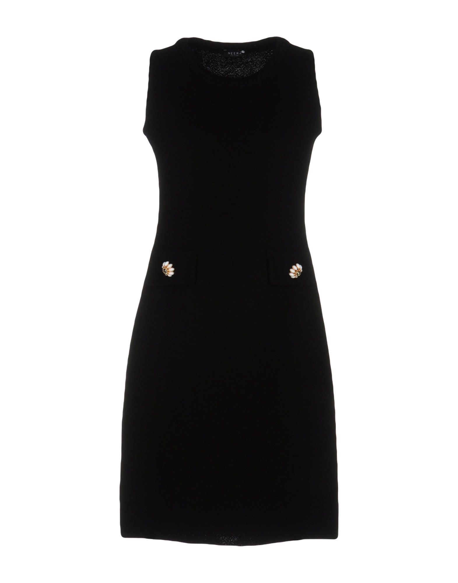цена  NEERA Короткое платье  онлайн в 2017 году