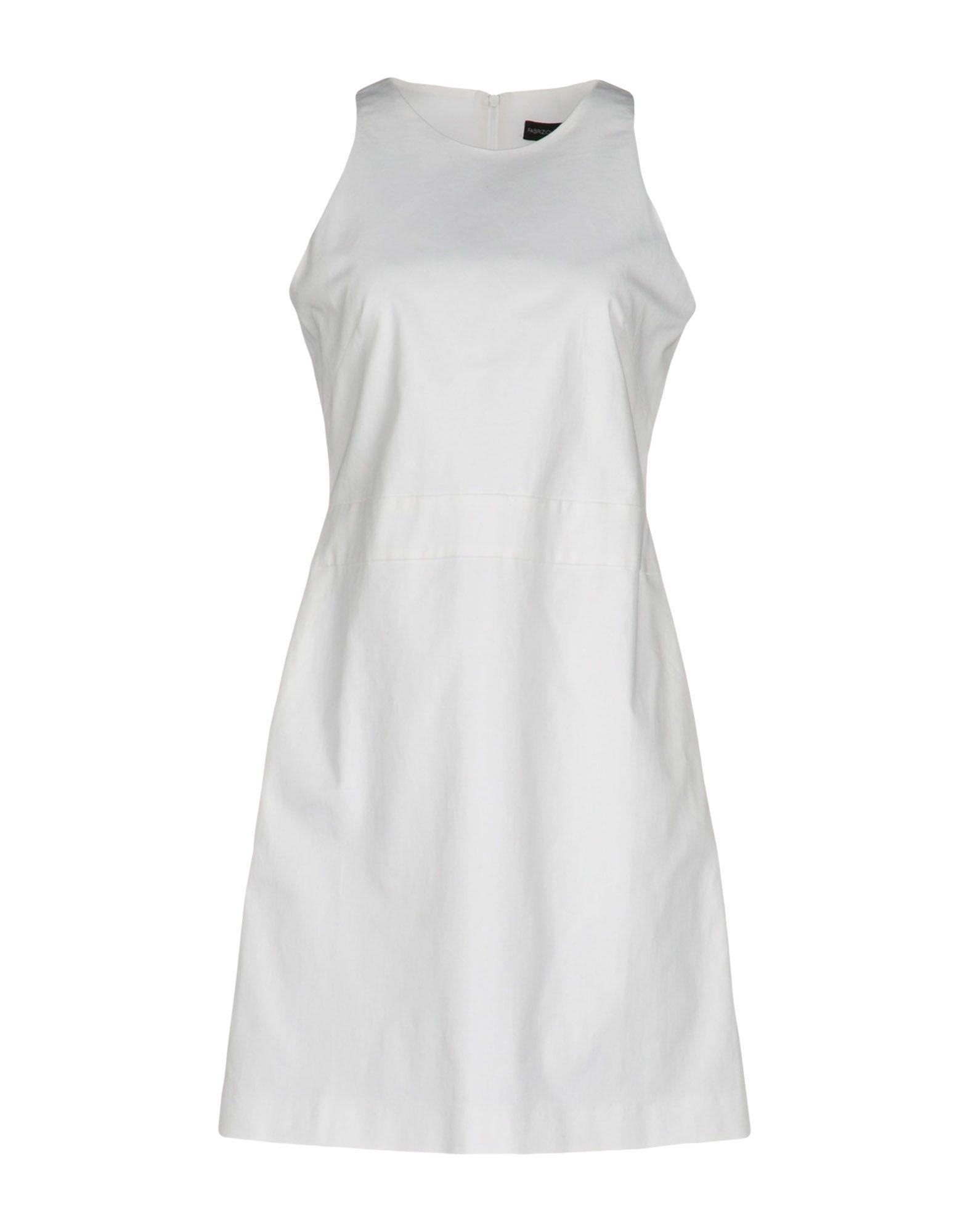 FABRIZIO LENZI Короткое платье