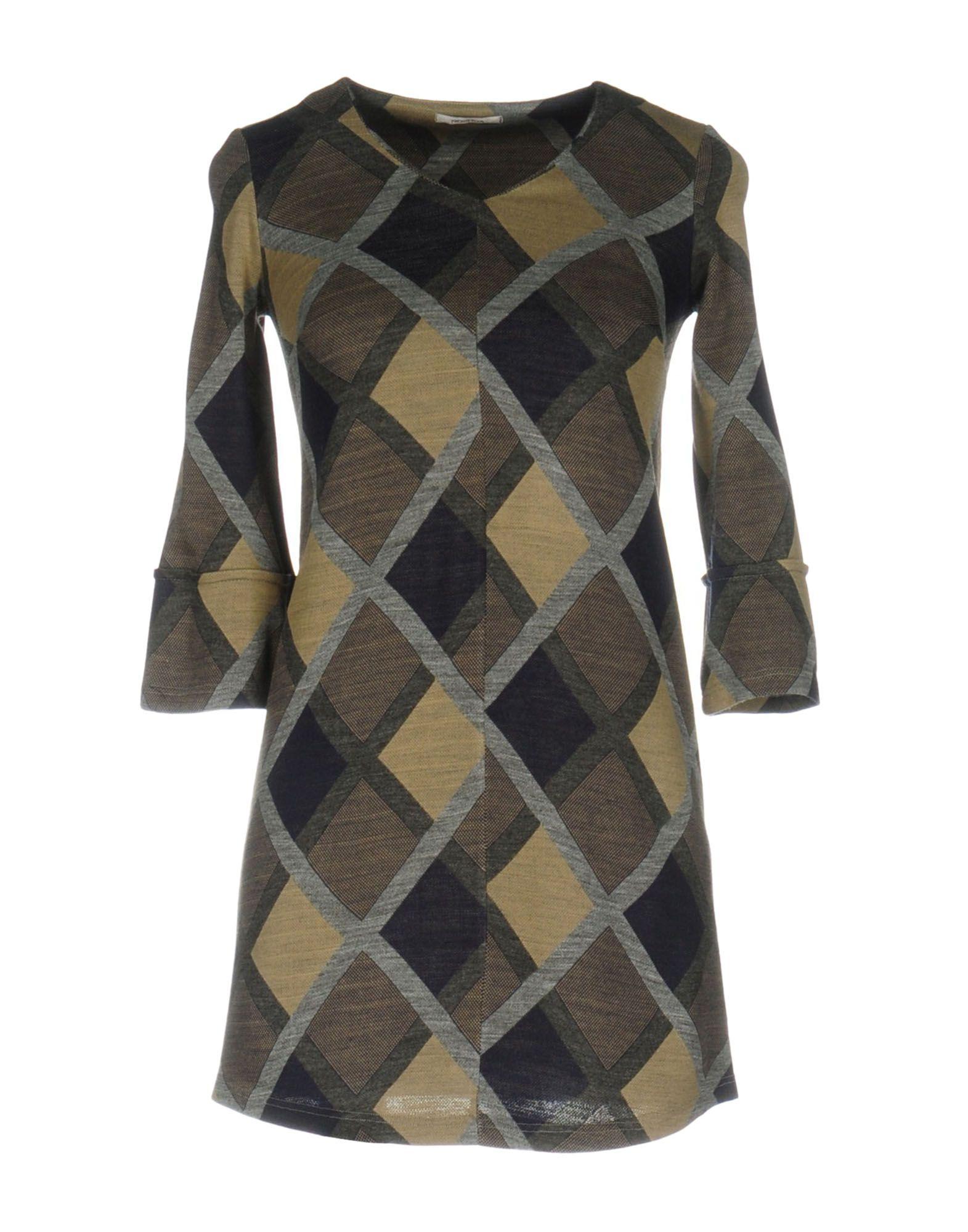 купить NOSHUA Короткое платье по цене 3300 рублей