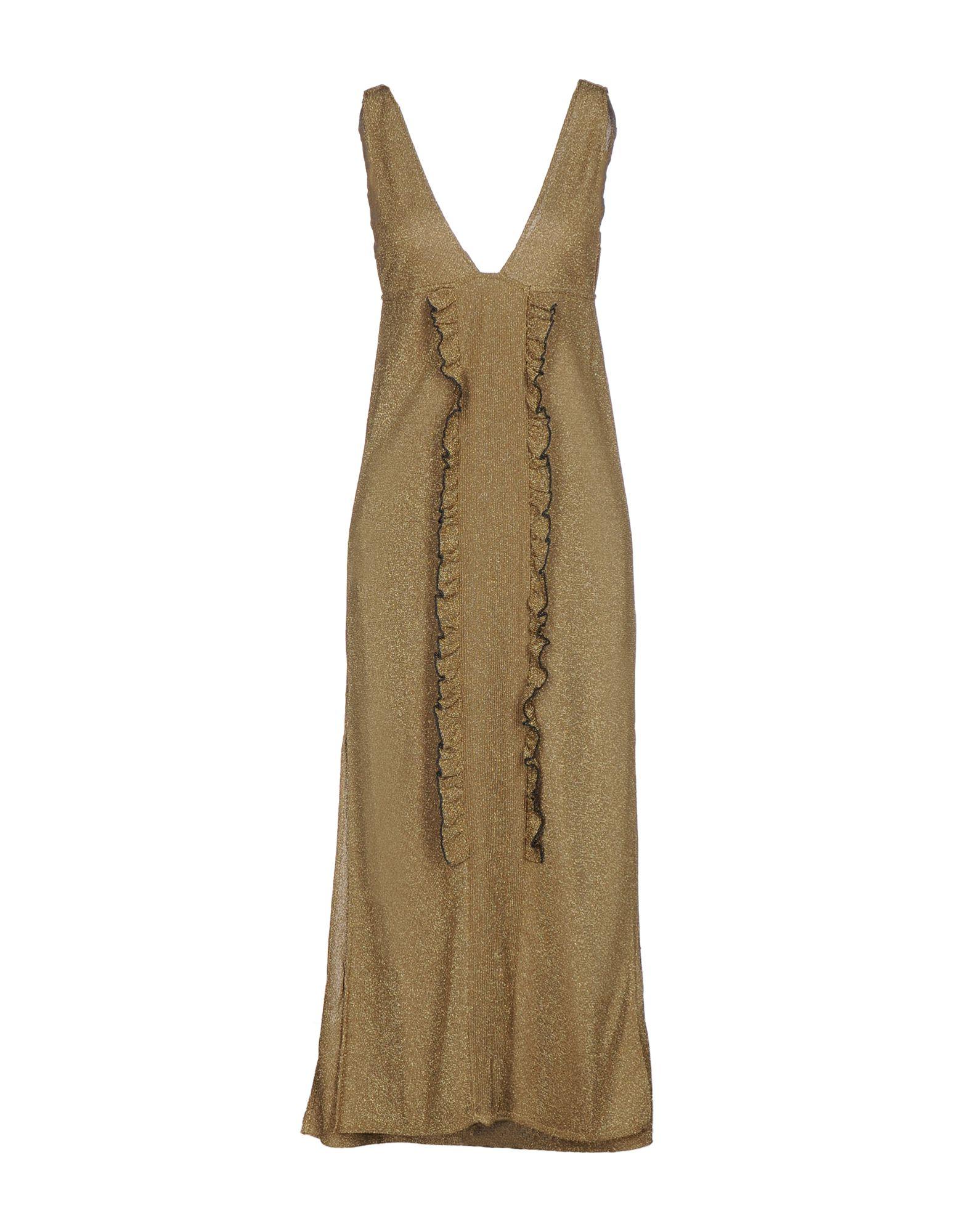 CIRCUS HOTEL Платье длиной 3/4 lisa corti платье длиной 3 4