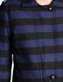 ARMANI EXCHANGE TONAL STRIPED MODERN JACKET Jacket Woman e