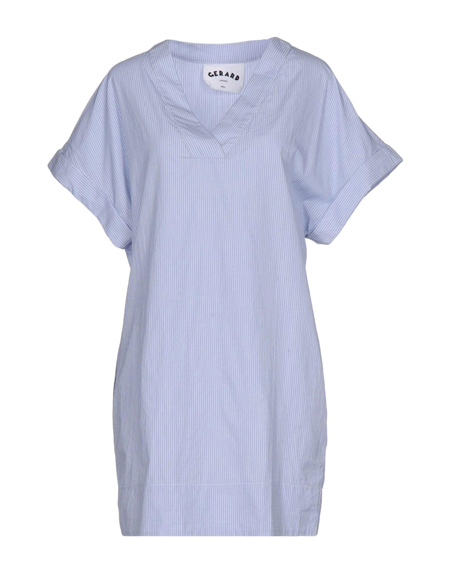 GERARD Короткое платье виниловая пластинка gerard way gerard