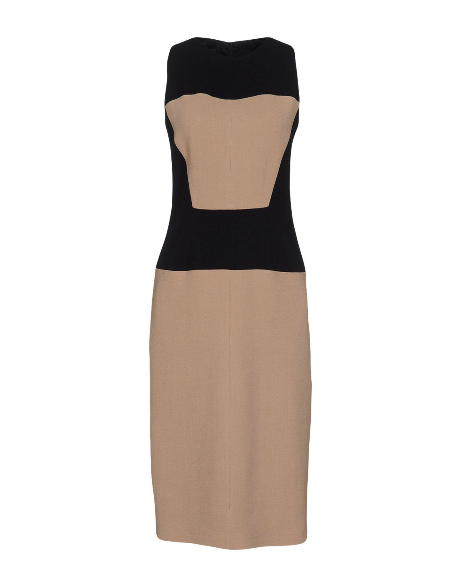 купить GIO' GUERRERI Платье длиной 3/4 по цене 6600 рублей