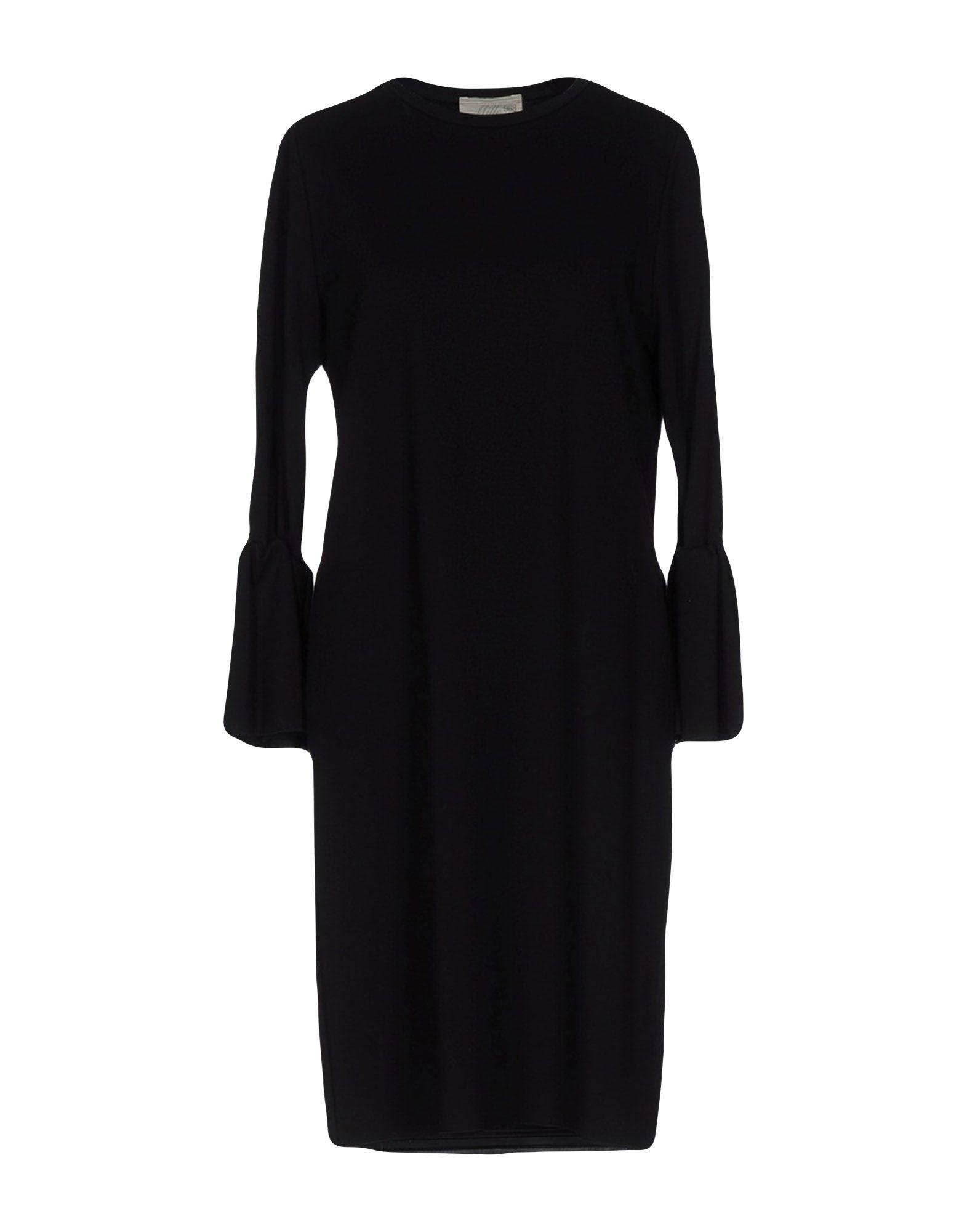цена MILLE 968 Платье до колена онлайн в 2017 году