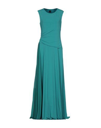 Фото - Женское длинное платье  светло-зеленого цвета