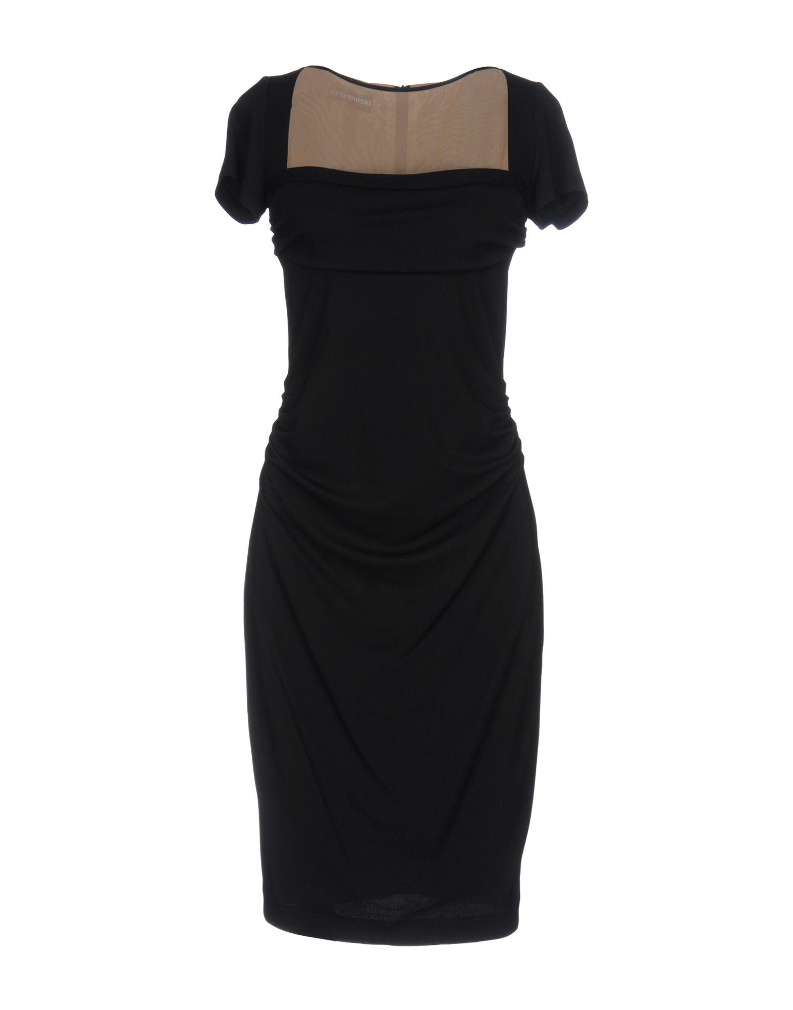 купить GIO' GUERRERI Платье до колена по цене 5950 рублей