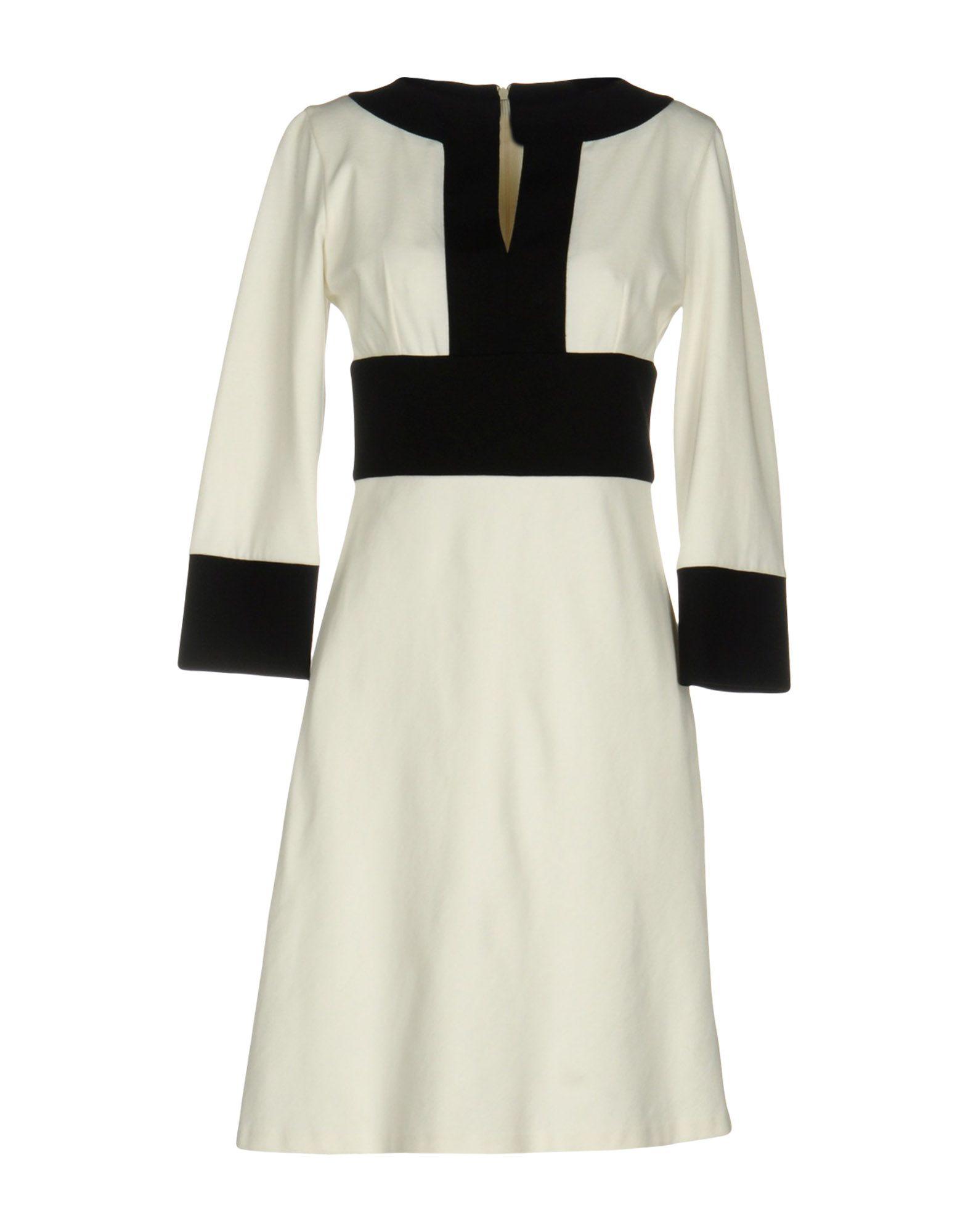 купить GIO' GUERRERI Короткое платье по цене 6100 рублей