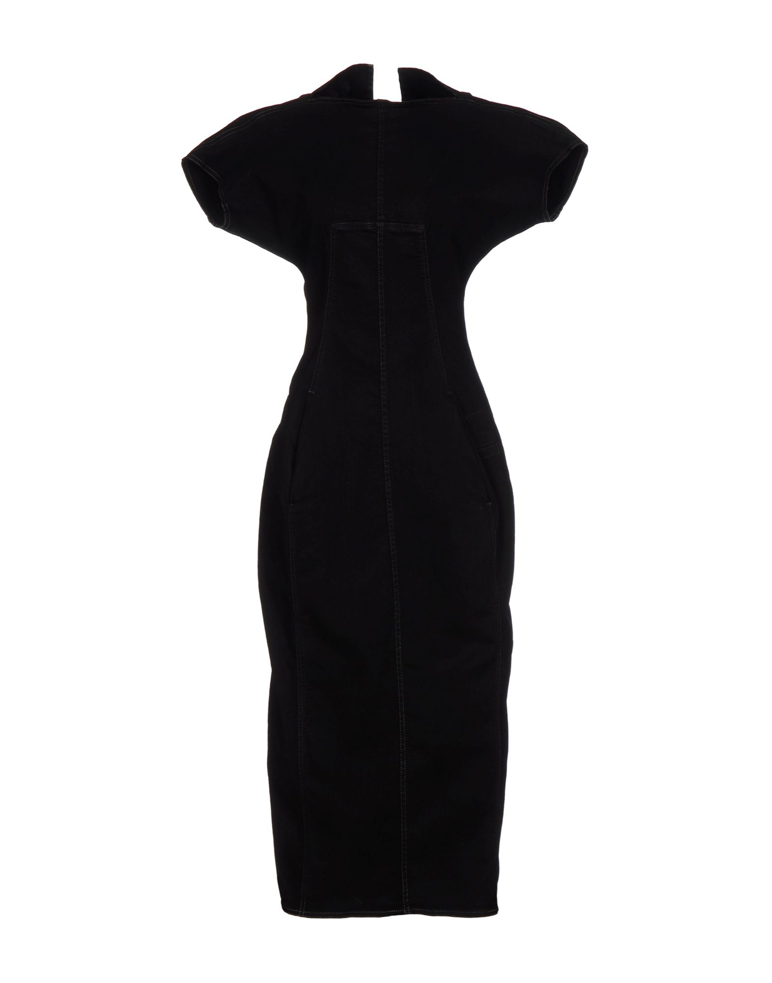 DRKSHDW by RICK OWENS Платье длиной 3/4 пуловер quelle rick cardona by heine 11820 page 4