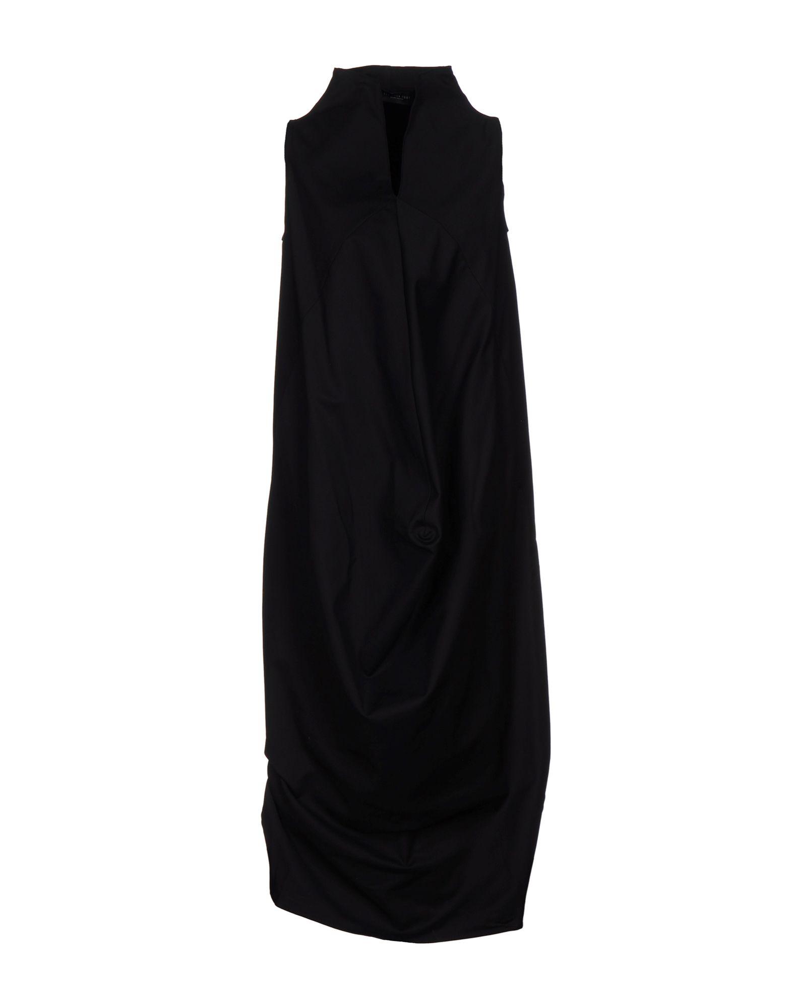 FEDERICA TOSI Платье длиной 3/4 lisa corti платье длиной 3 4