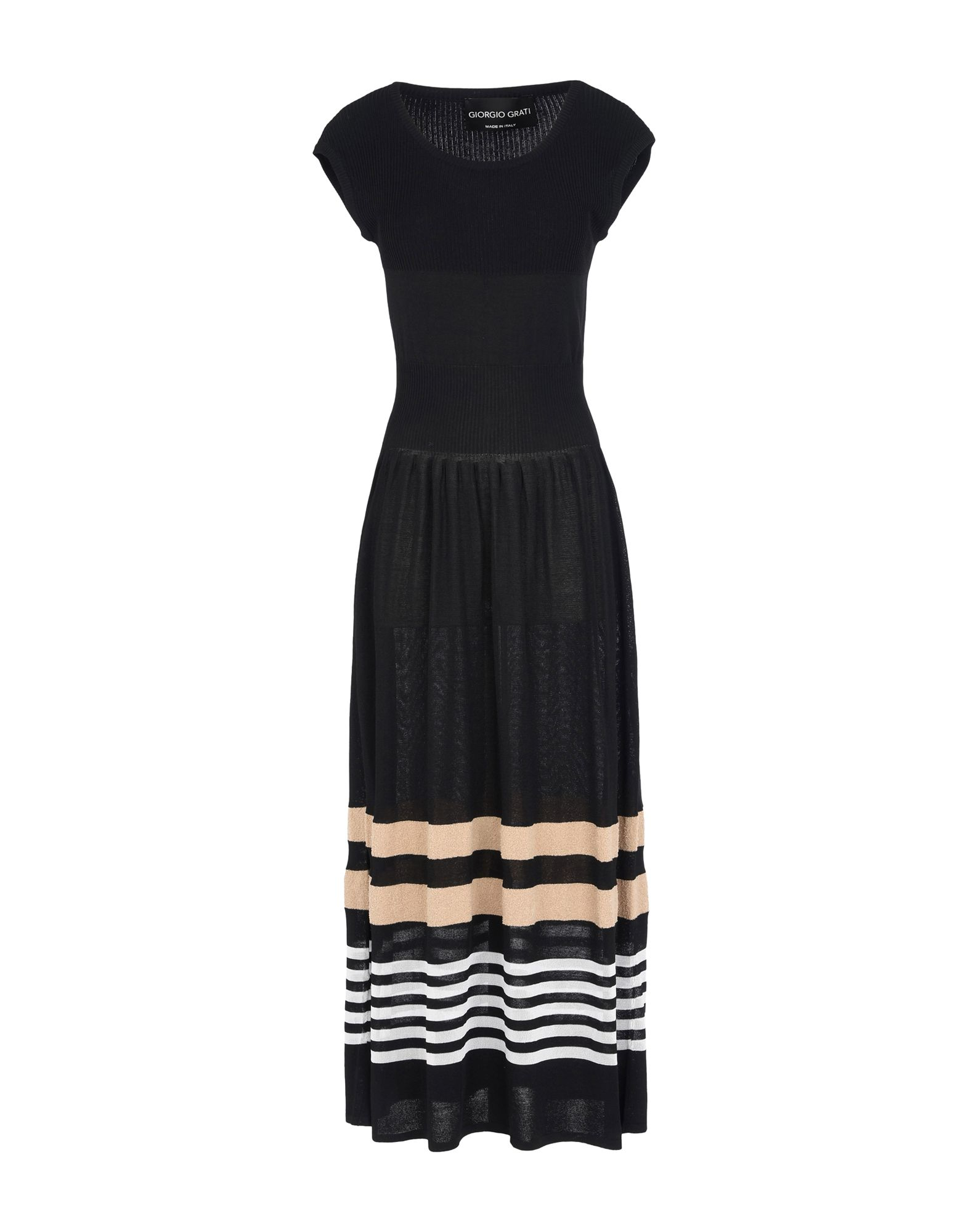 GIORGIO GRATI Платье длиной 3/4 lisa corti платье длиной 3 4