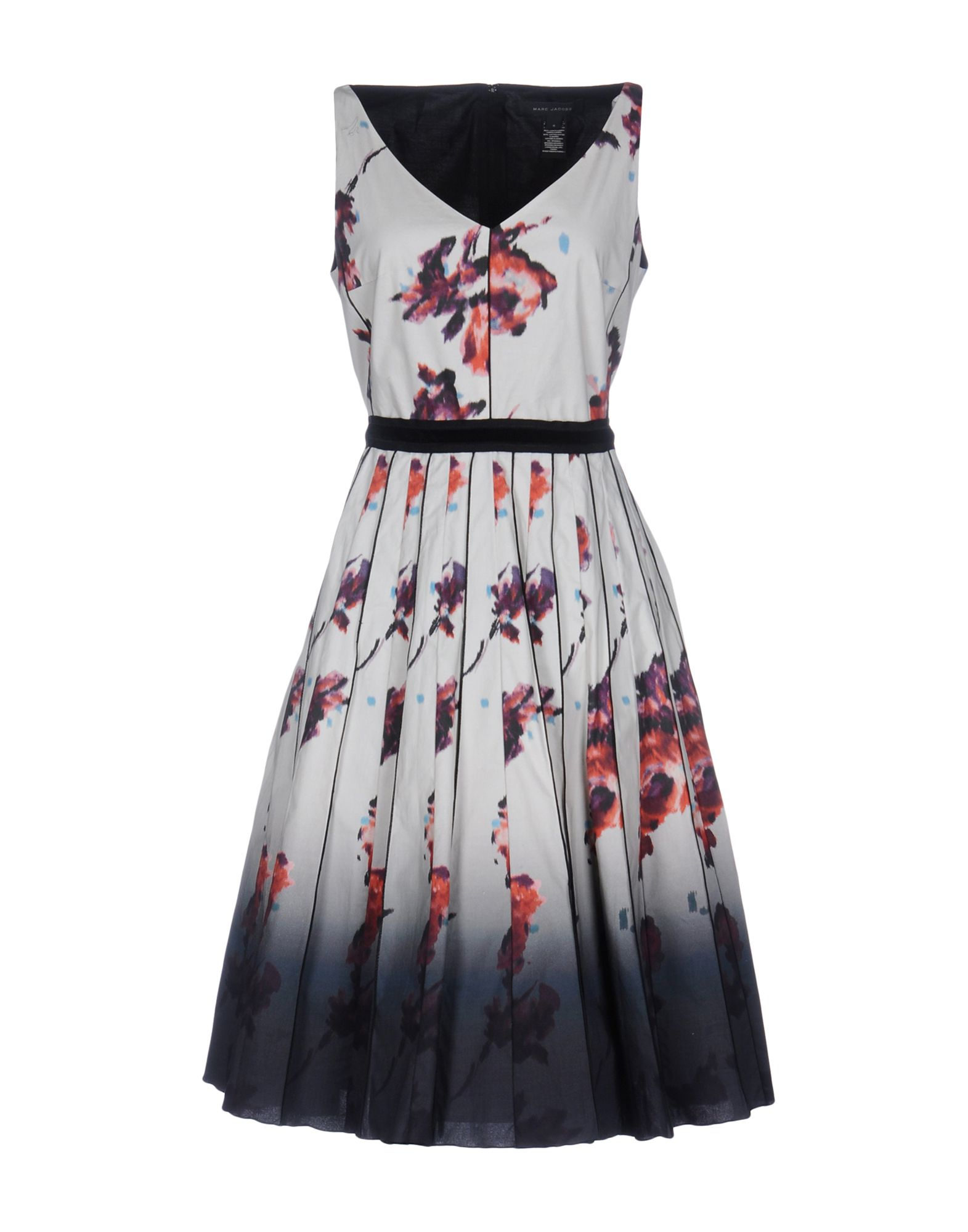 marc jacobs female marc jacobs kneelength dresses