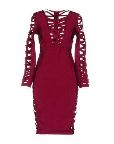 Платье до колена WOW COUTURE 34732648PS