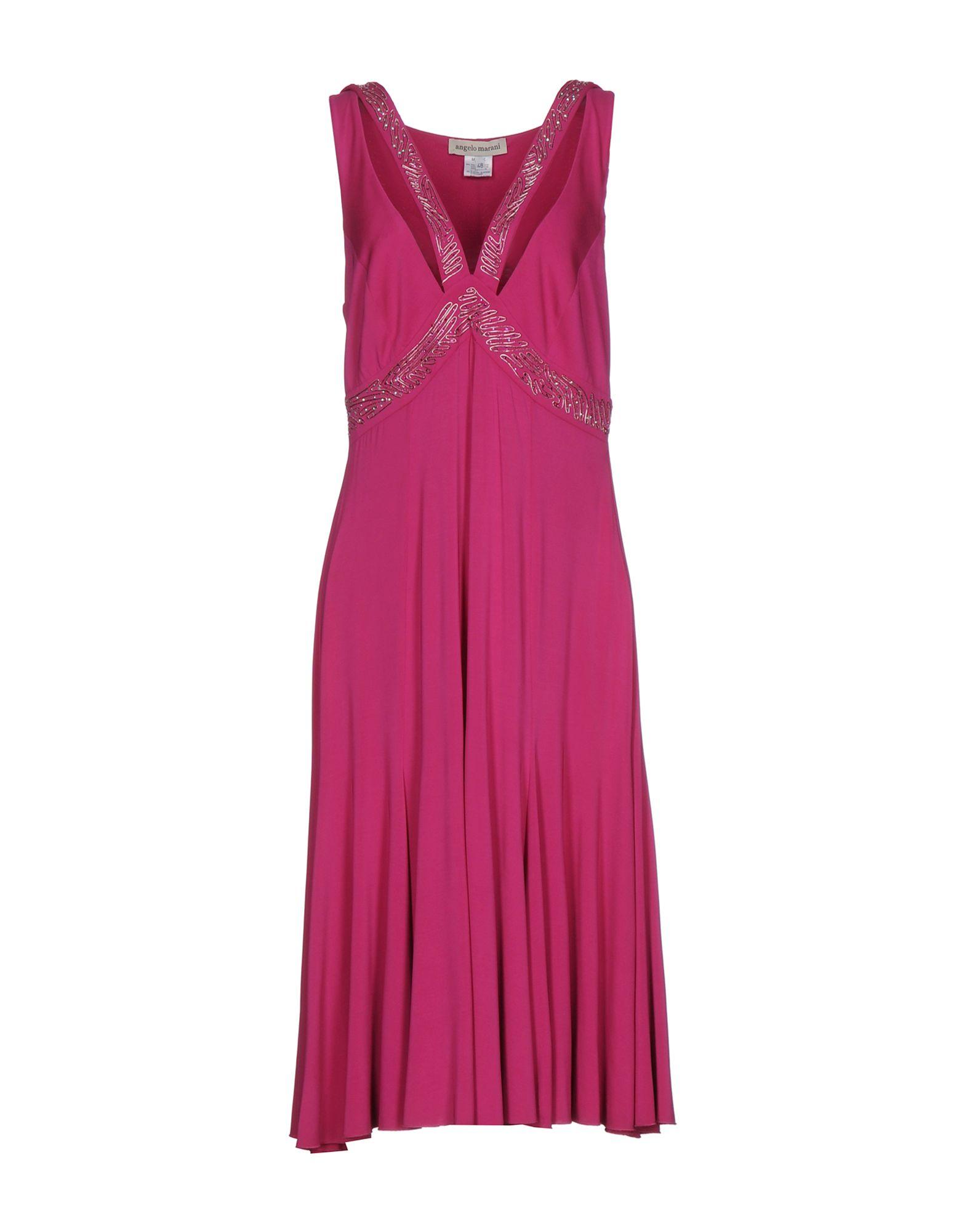 ANGELO MARANI Платье до колена angelo marani beachwear топ без рукавов