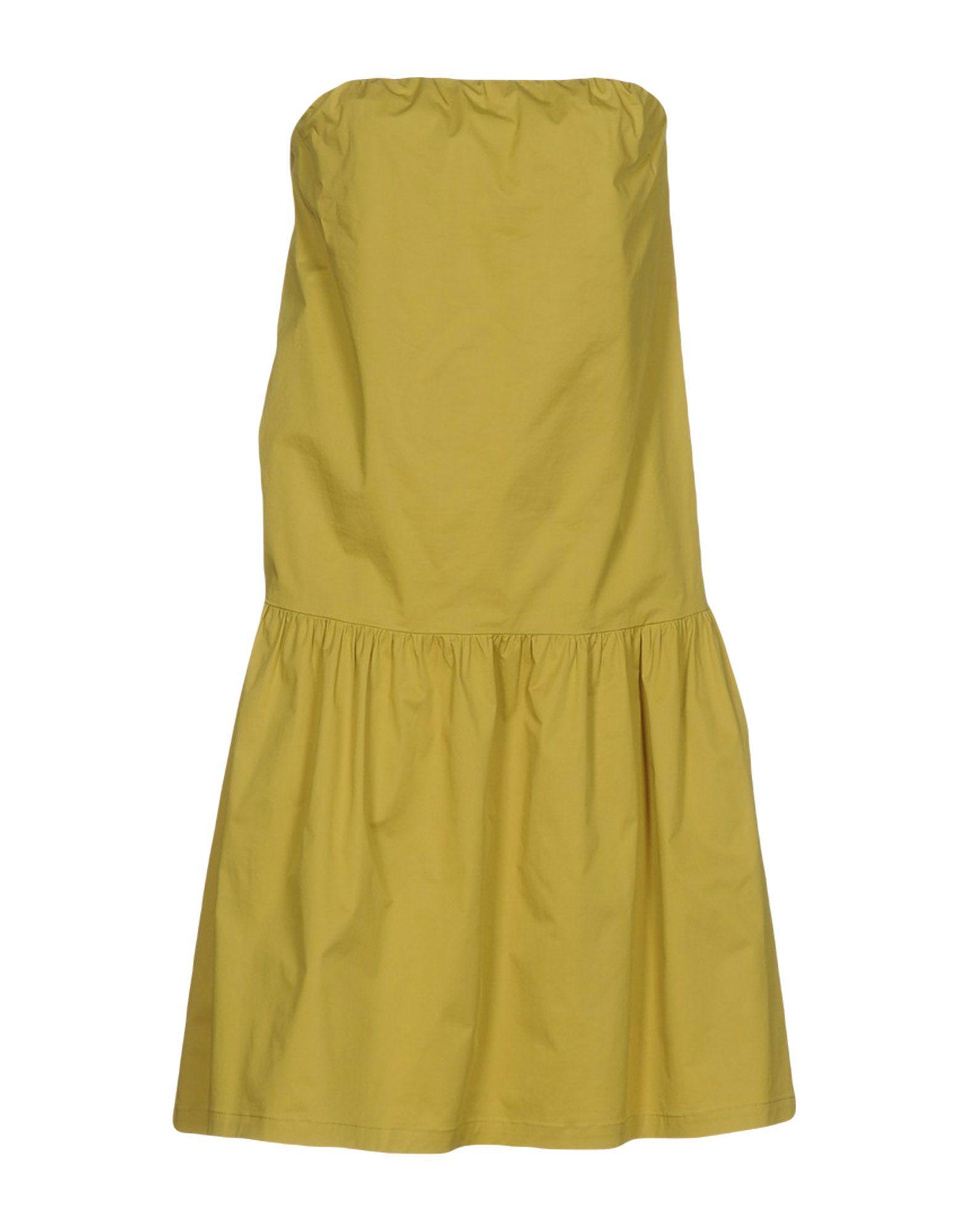 ERIKA CAVALLINI Платье до колена цены онлайн
