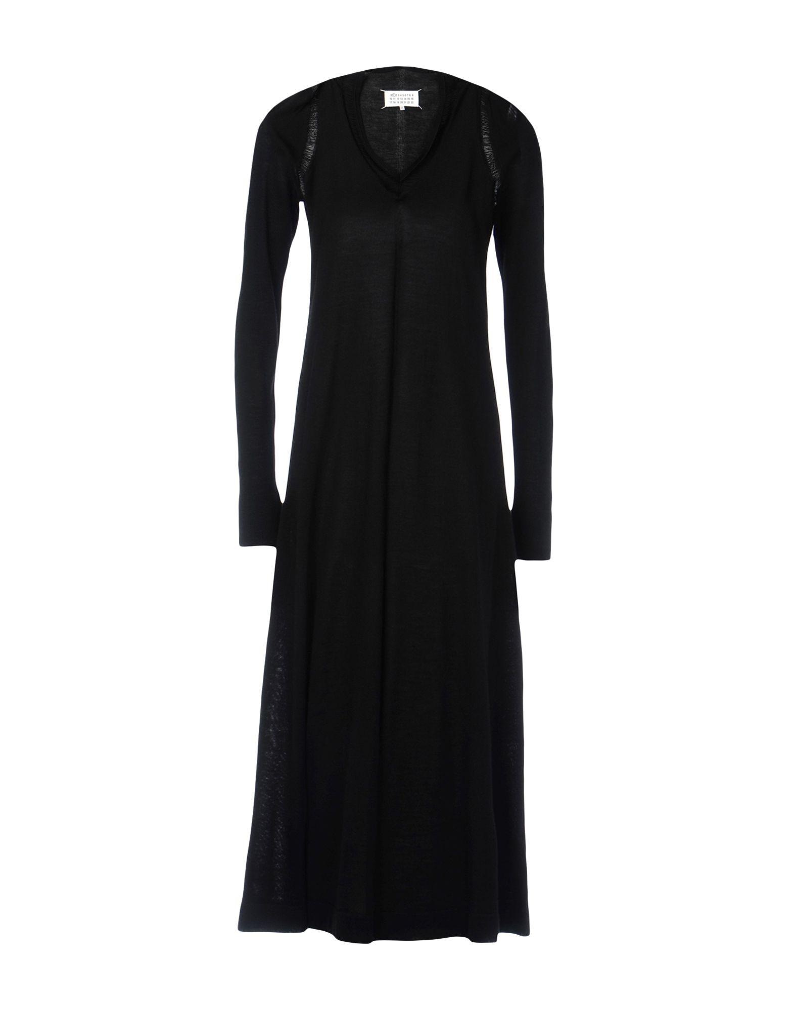 MAISON MARGIELA Платье длиной 3/4 lisa corti платье длиной 3 4