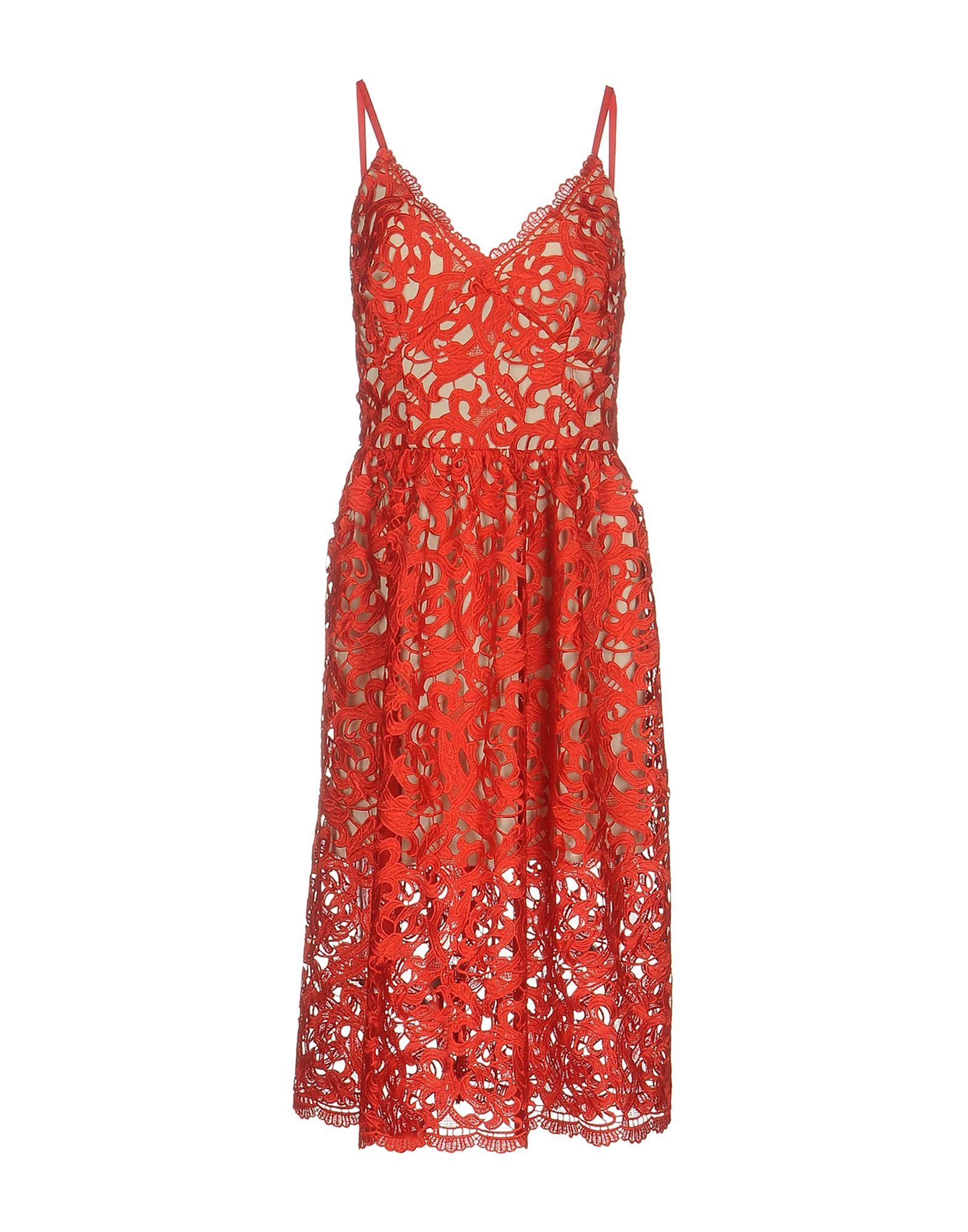 купить MAIOCCI Платье до колена дешево