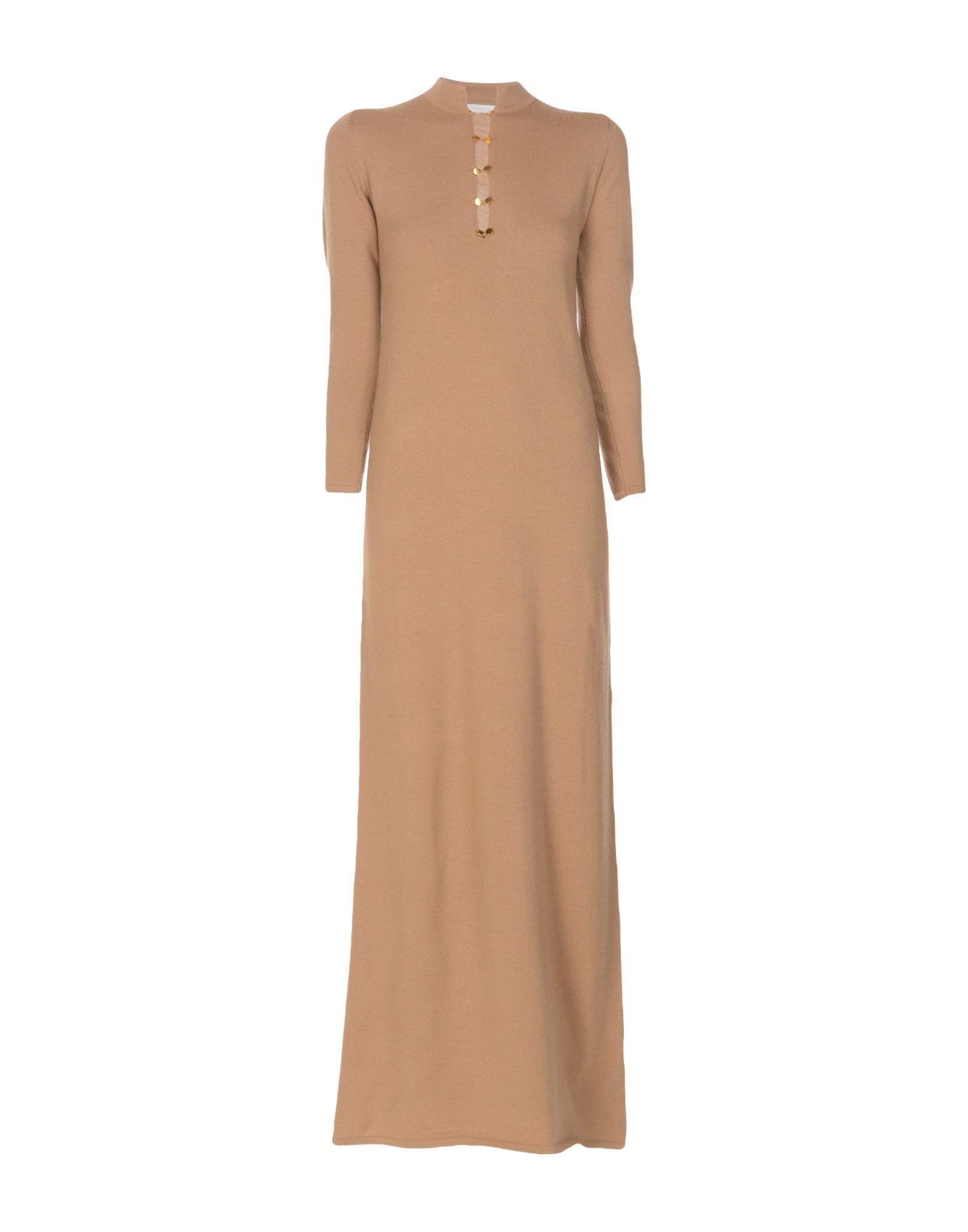 INTROPIA Длинное платье clio peppiatt длинное платье