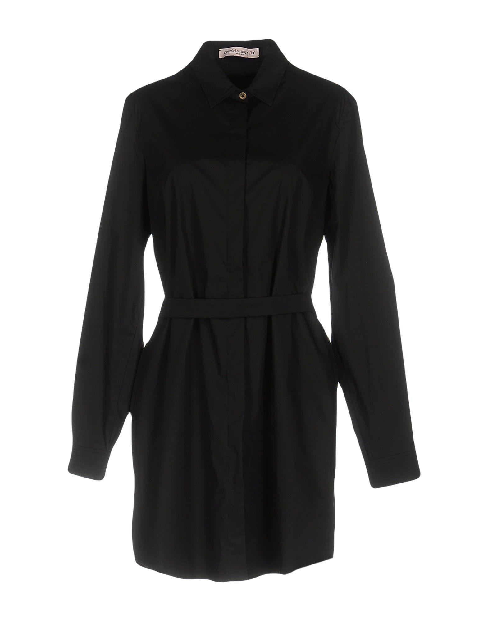 цена FRANKIE MORELLO Короткое платье онлайн в 2017 году