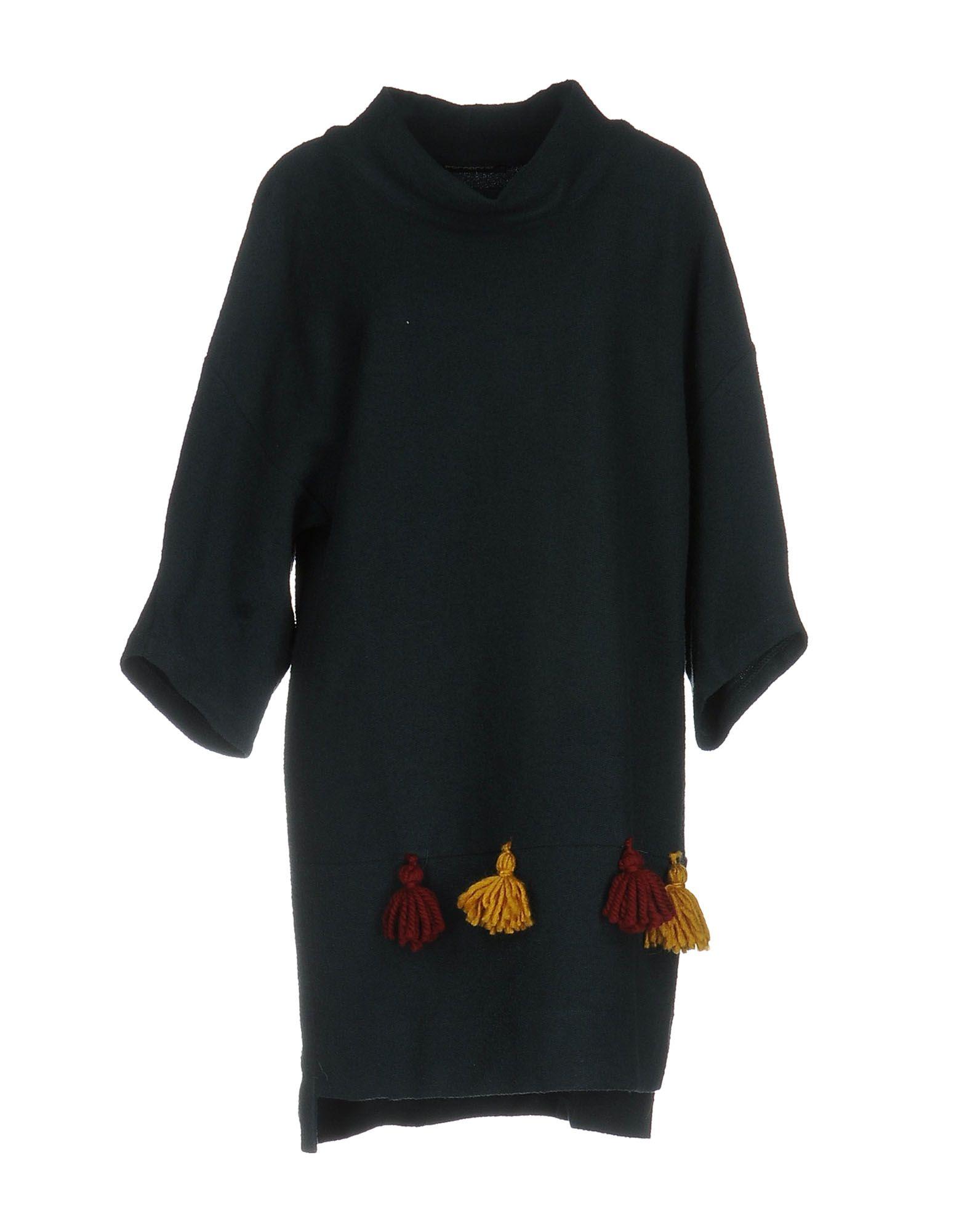 FORNARINA Короткое платье velvet короткое платье
