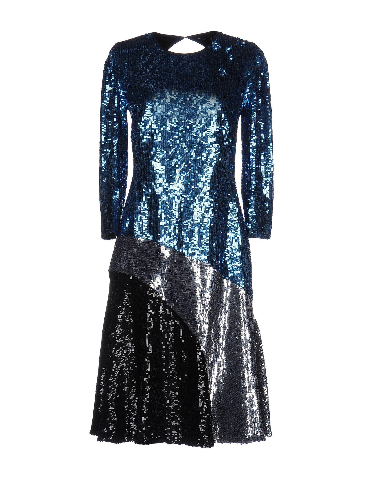 JONATHAN SAUNDERS Платье до колена цена 2017