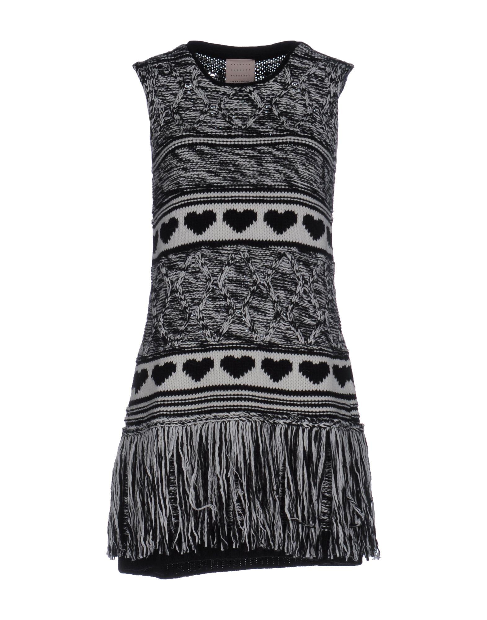 RARY Damen Kurzes Kleid Farbe Schwarz Größe 5