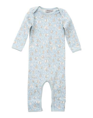 YOOX.COM(ユークス)WHEAT ボーイズ 0-24 ヶ月 乳幼児用ロンパース スカイブルー 3 オーガニックコットン 100%