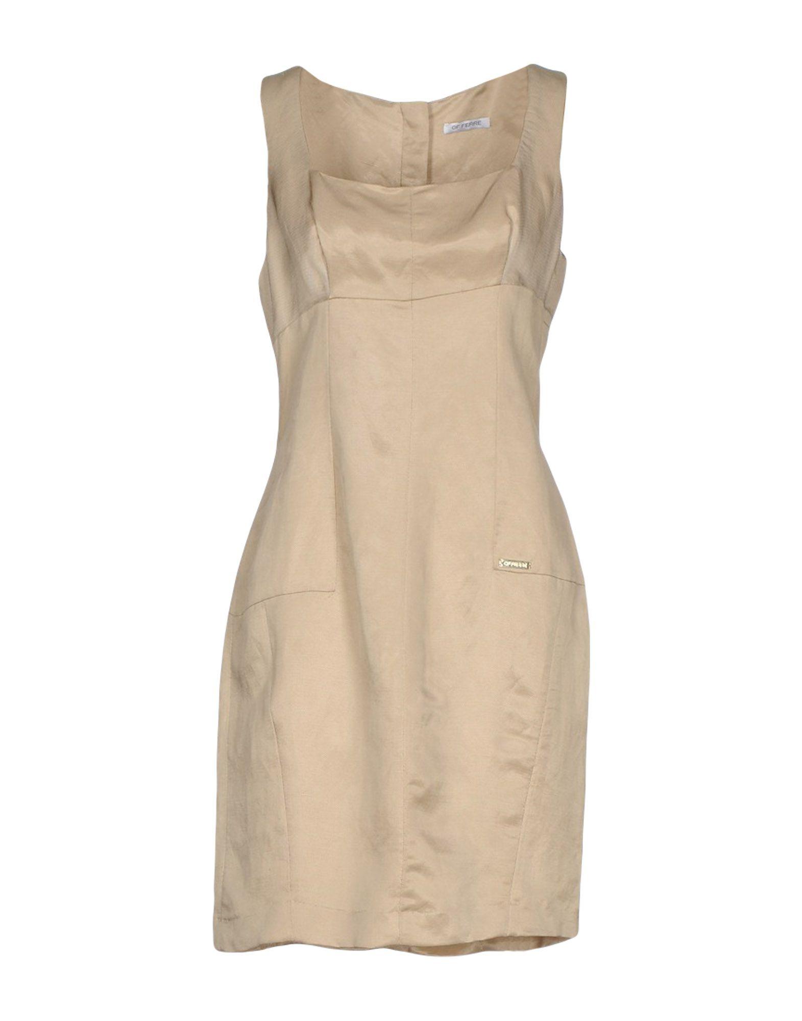 GF FERRE' Короткое платье цена 2017