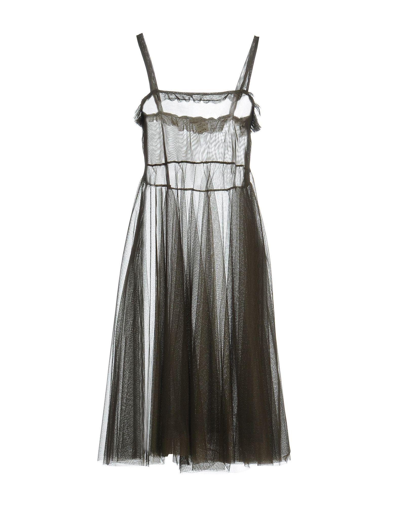 SOALLURE Платье до колена цена 2017