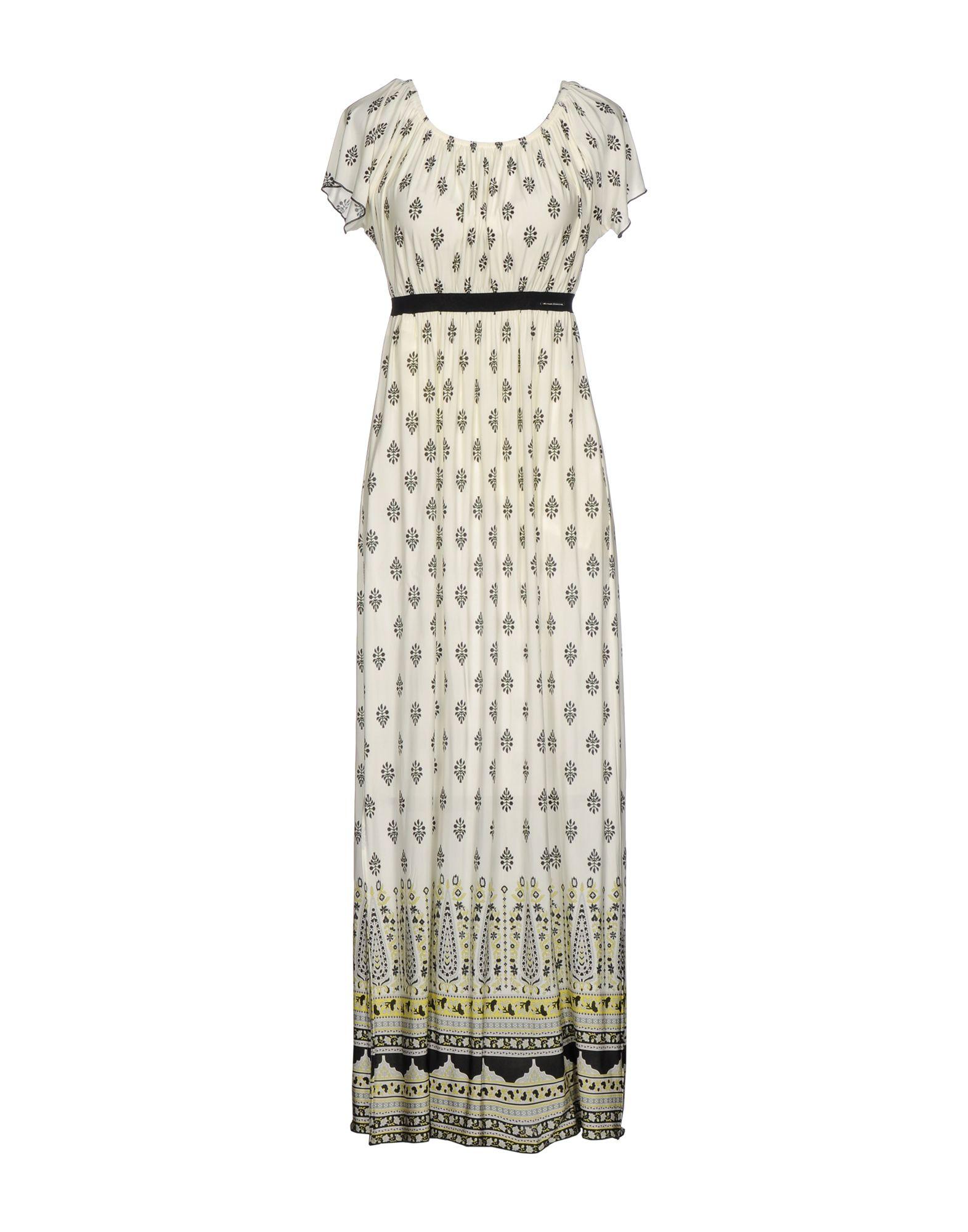 MASSIMO REBECCHI Длинное платье massimo rebecchi топ без рукавов
