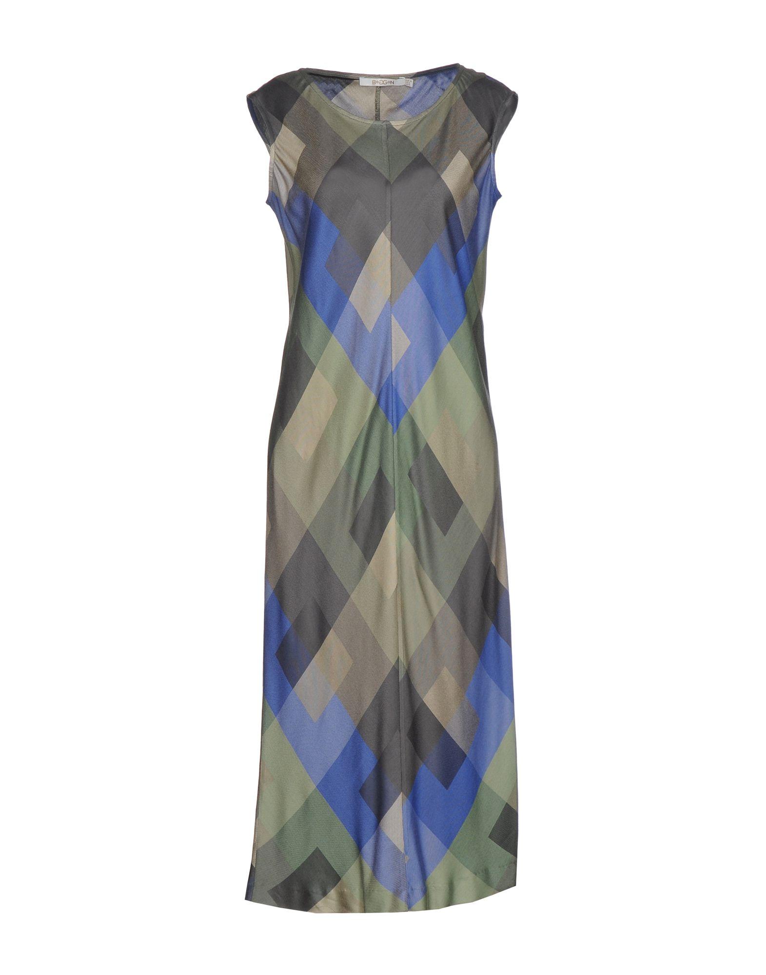 BGN BEGGON Платье длиной 3/4 bgn платье bgn w15d276 черный
