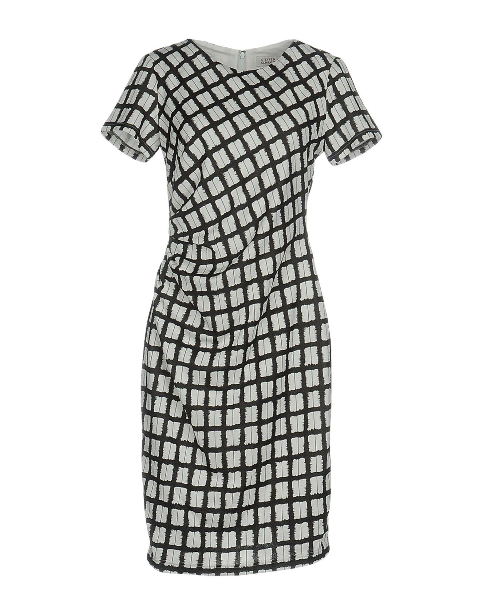 STEFFEN SCHRAUT Платье до колена steffen schraut короткое платье
