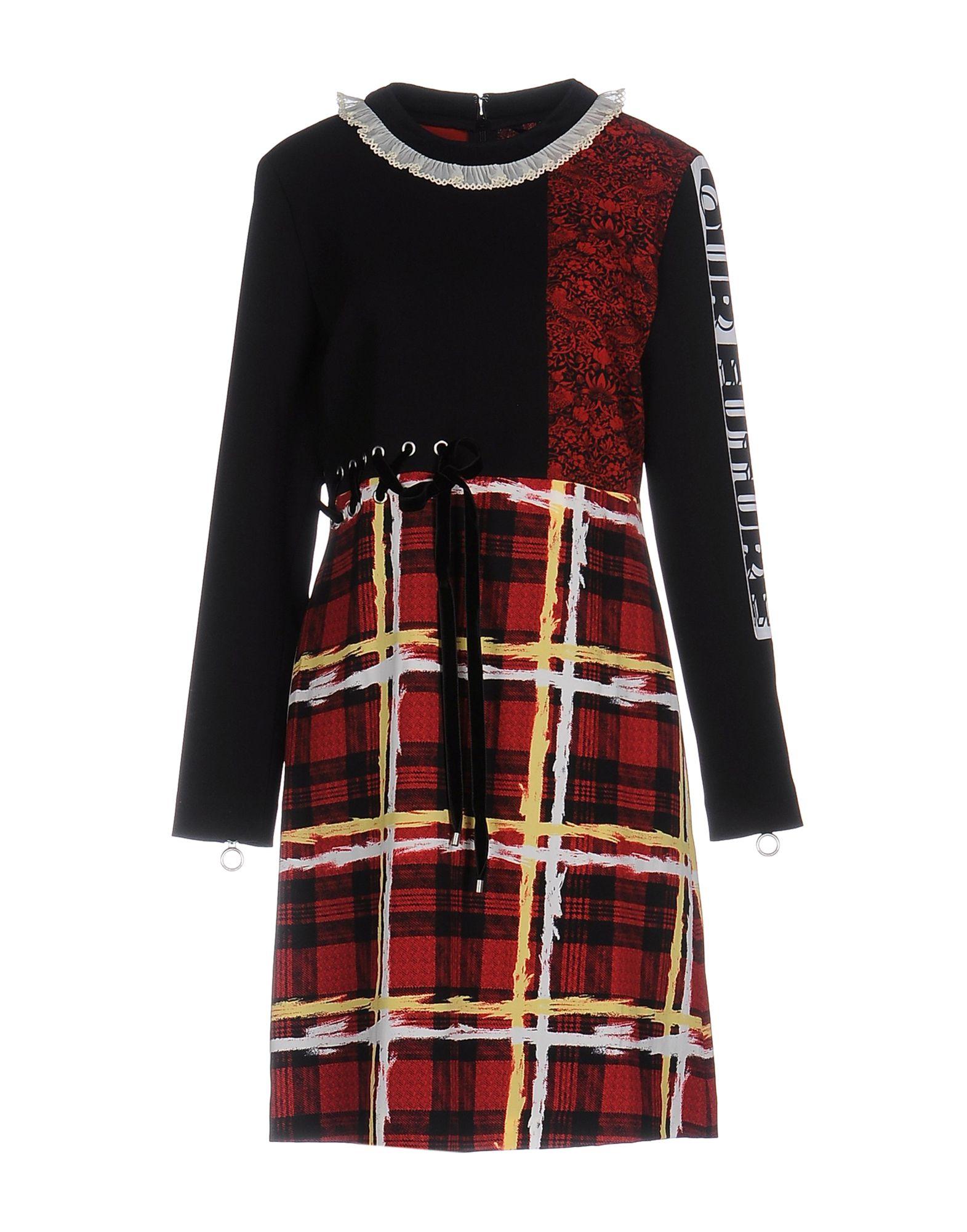 цена  MARC BY MARC JACOBS Короткое платье  онлайн в 2017 году