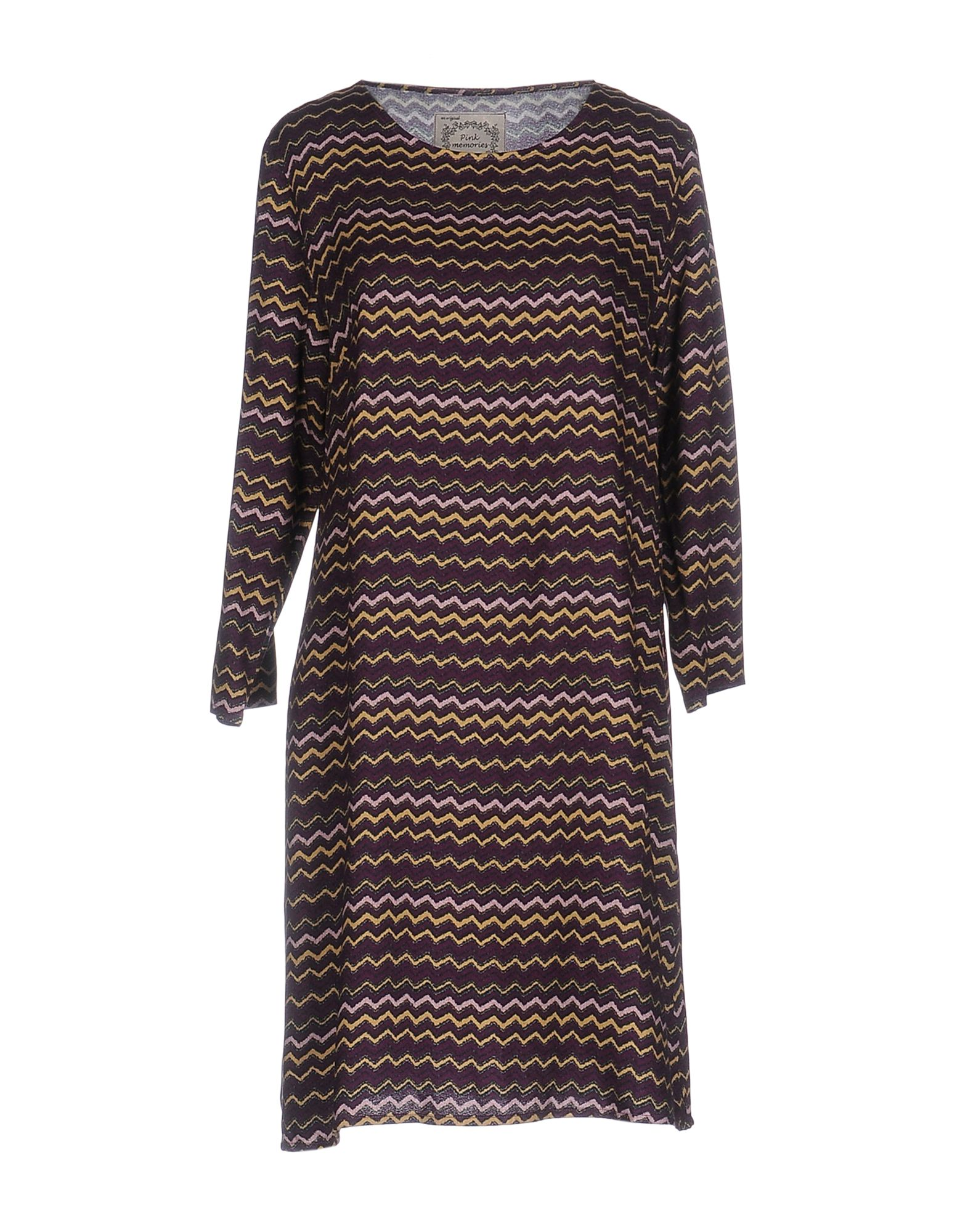 PINK MEMORIES Короткое платье цена 2017