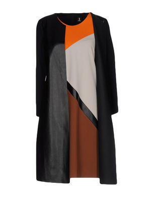 1-ONE Damen Kurzes Kleid Farbe Schwarz Größe 6 Sale Angebote Lindenau