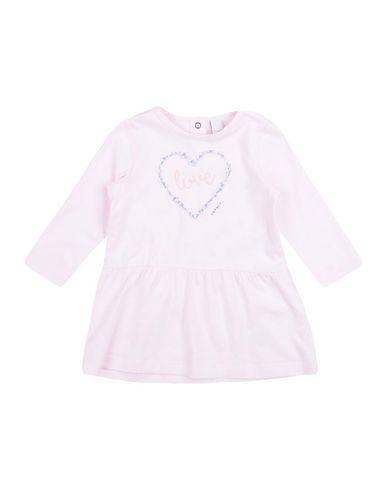 ESPRIT Baby Kleid Rosa Größe 6 48% Baumwolle 48% Viskose 4% Elastan