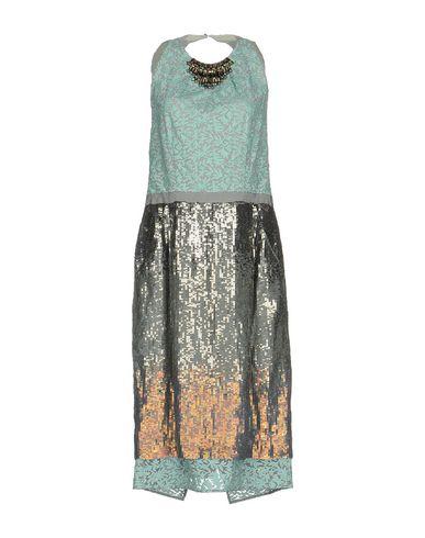 Платье длиной 3/4 MATTHEW WILLIAMSON 34735548GX