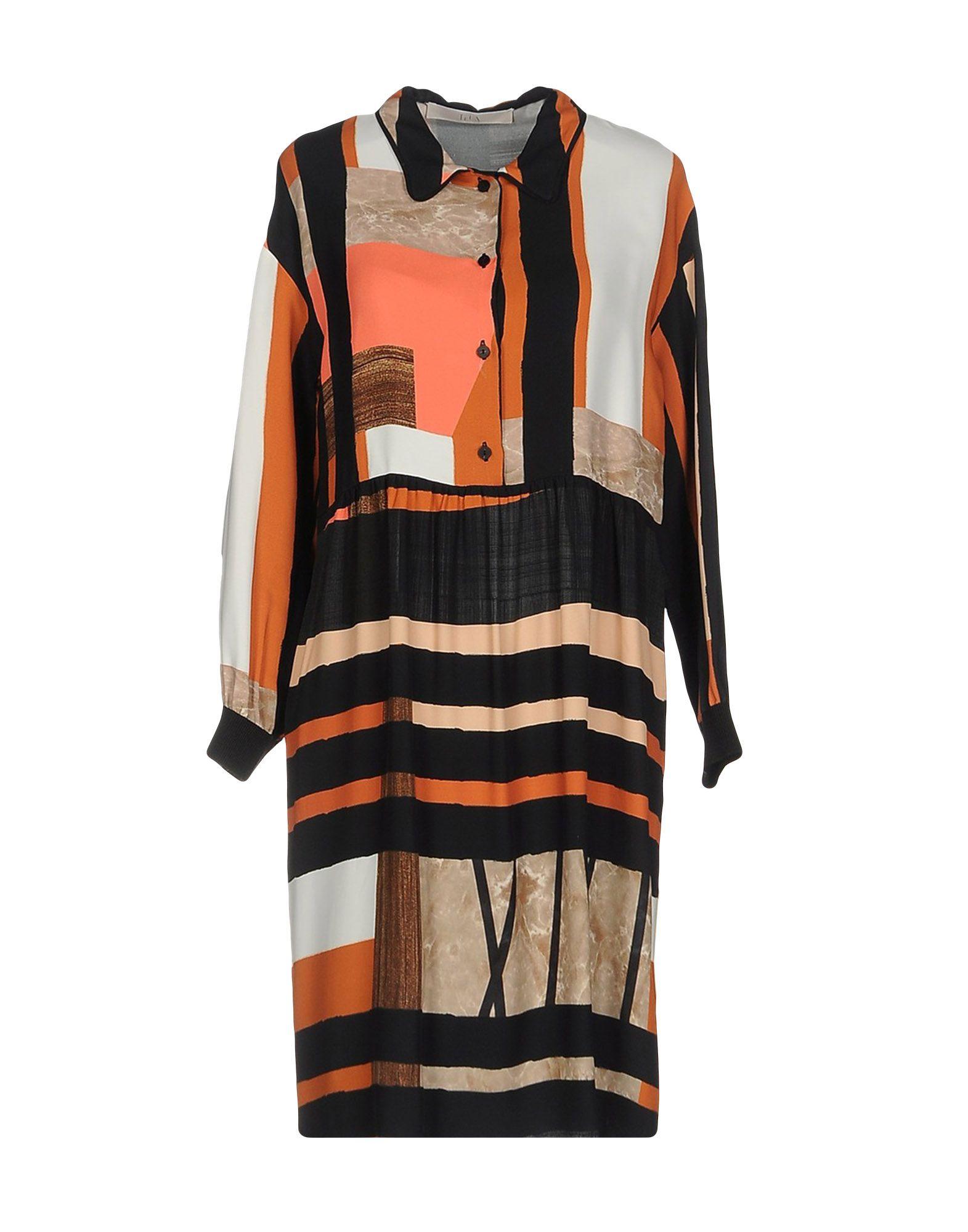 TELA Короткое платье tela короткое платье