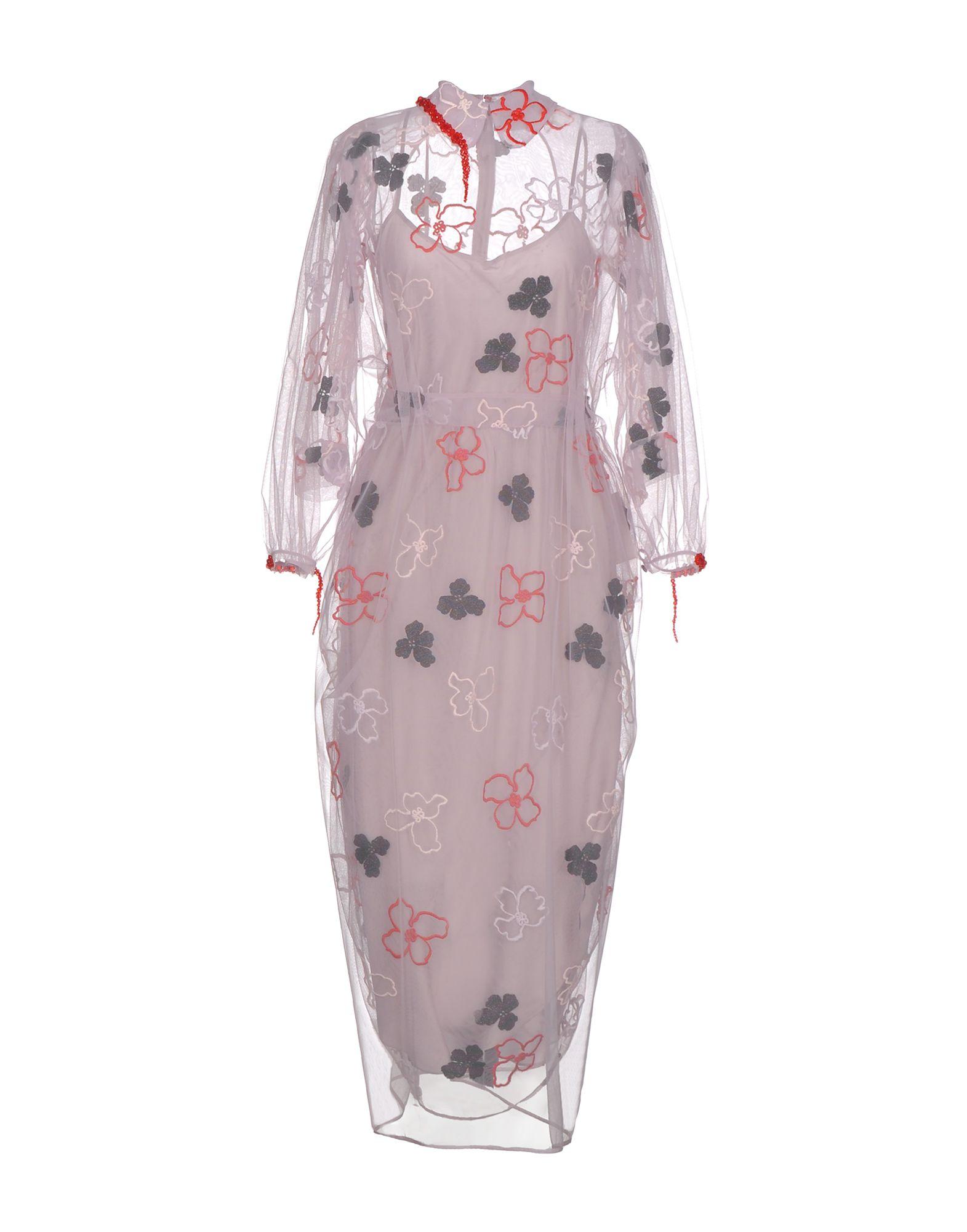 SIMONE ROCHA Длинное платье все цены