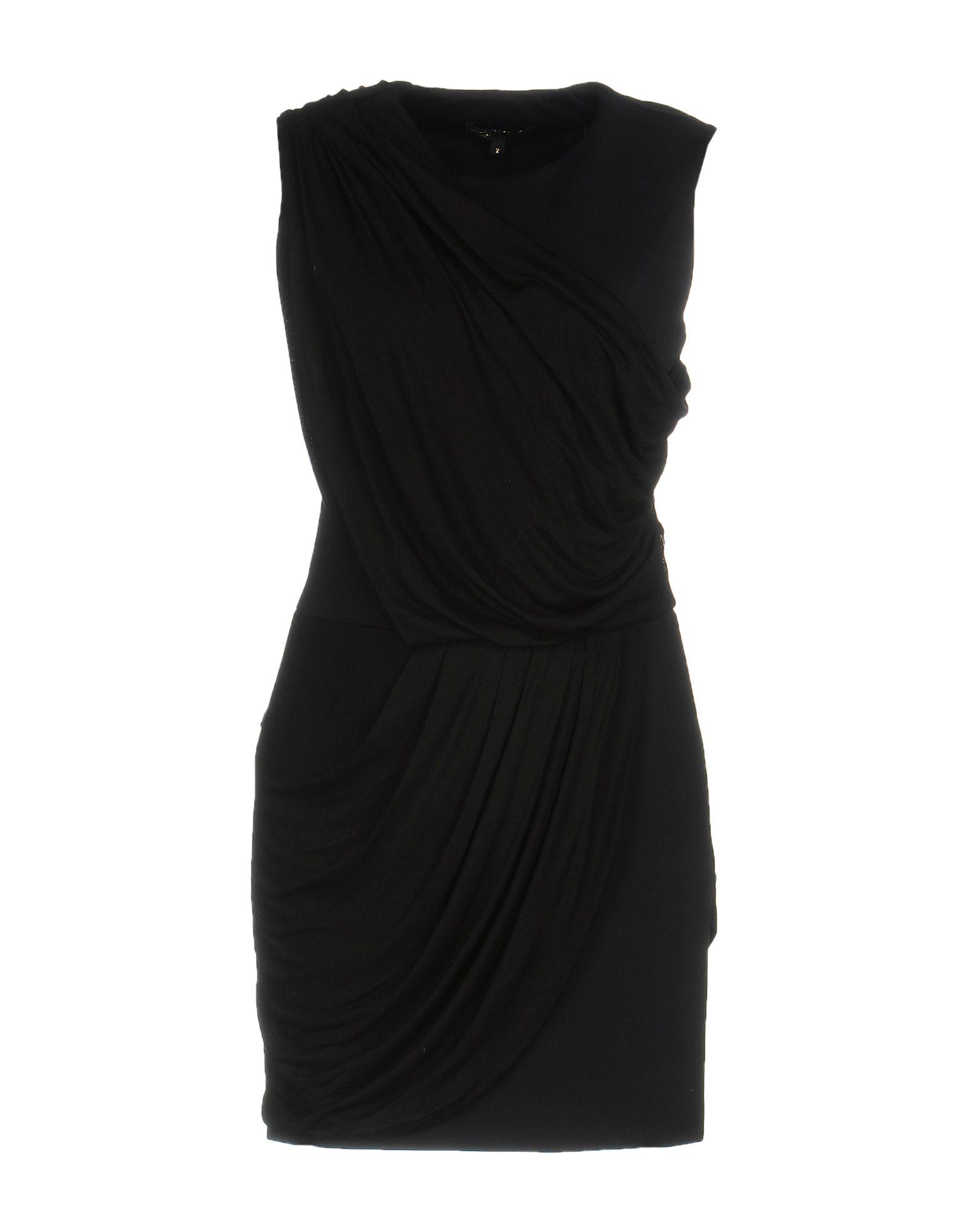 MAJE Короткое платье maje топ без рукавов