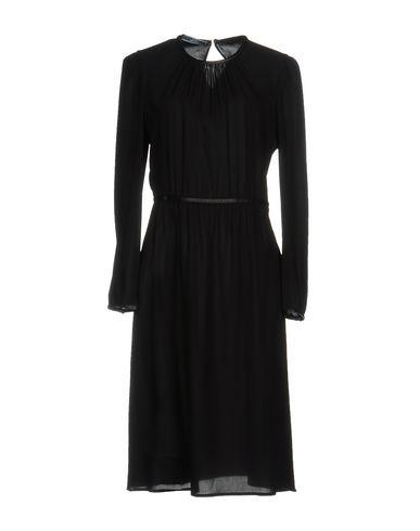 Платье до колена PRADA 34736205FH
