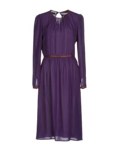 Платье до колена PRADA 34736205UB