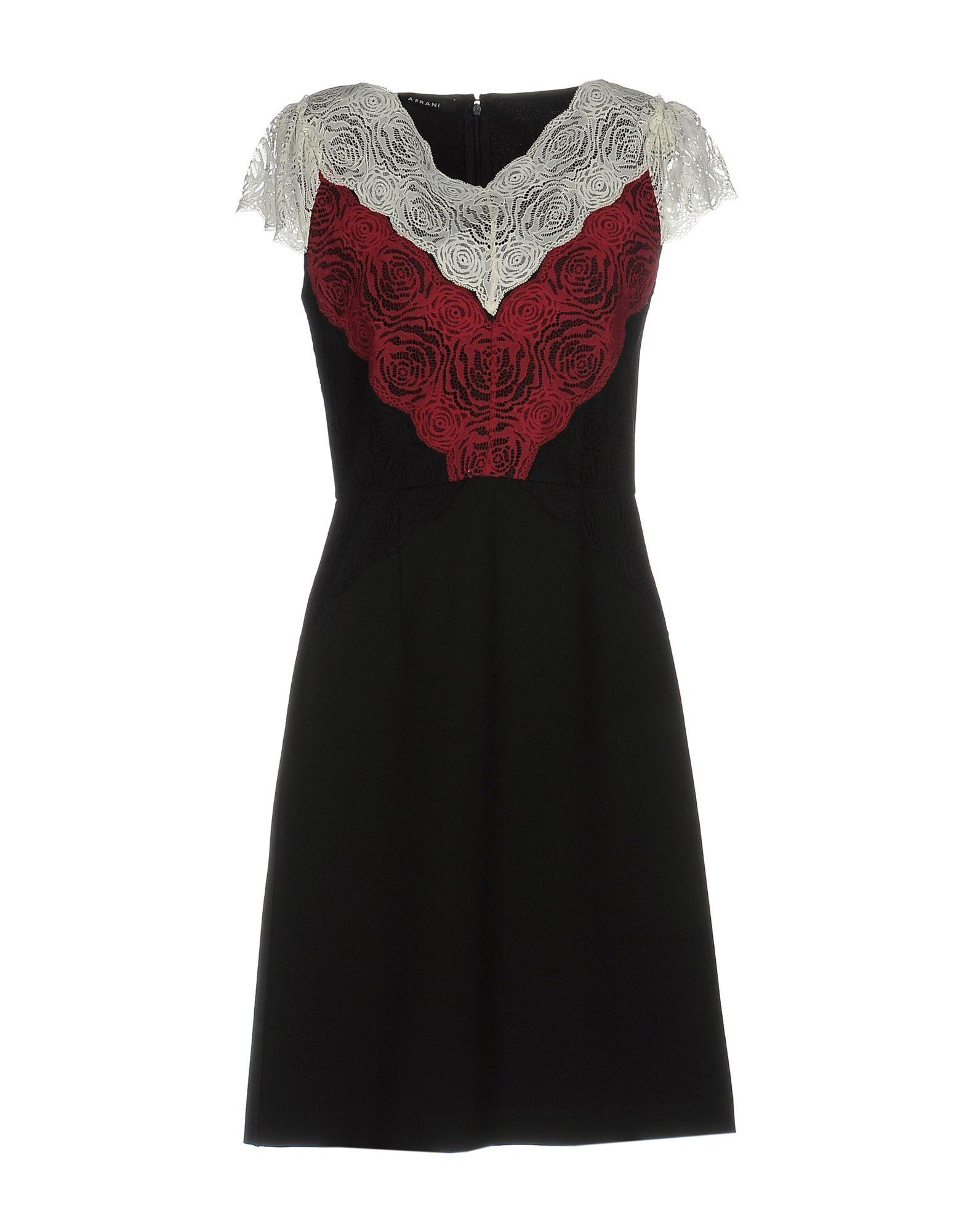 PAOLA FRANI Короткое платье mantra paola 3532