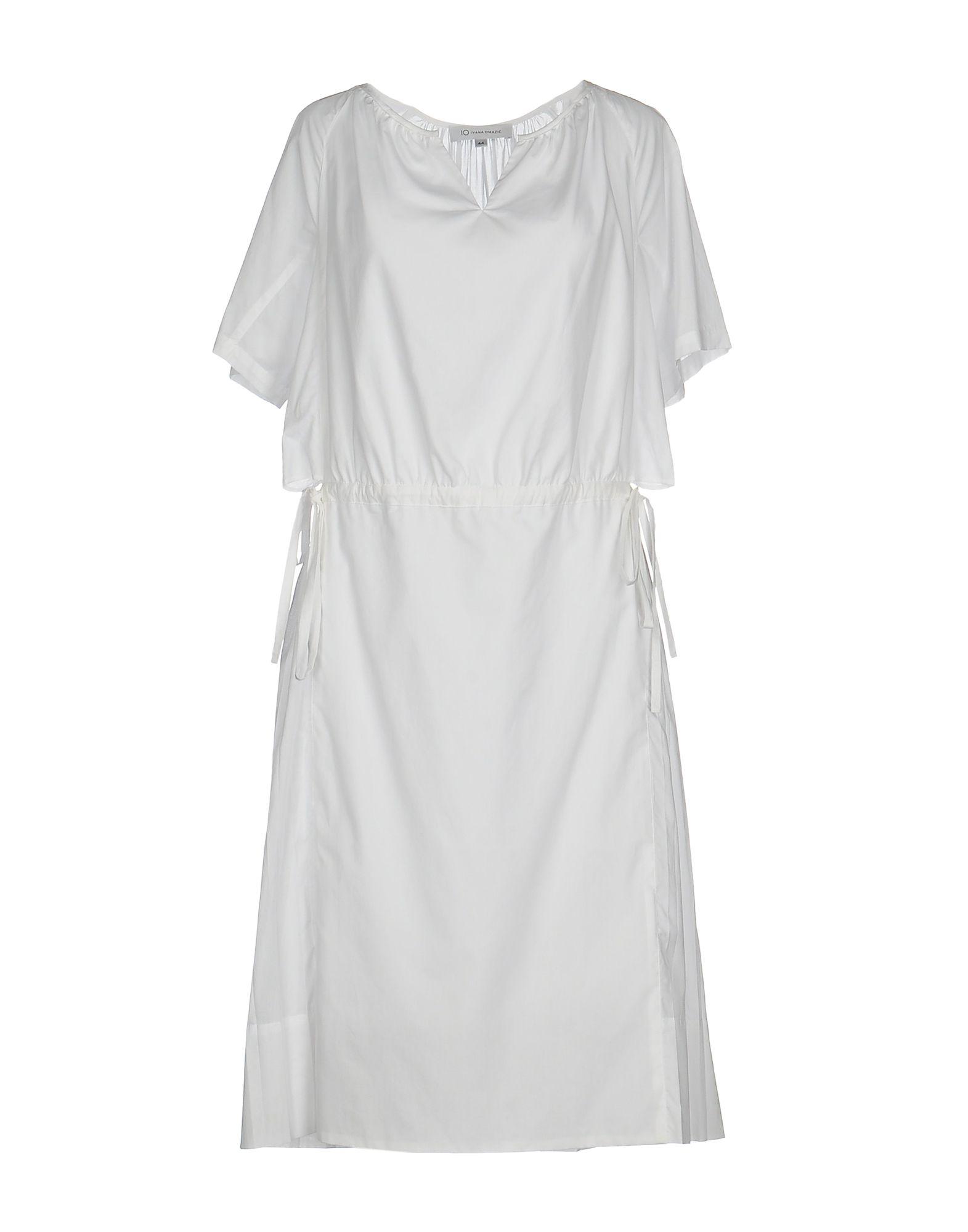IO IVANA OMAZIĆ Платье до колена io ivana omazić длинное платье